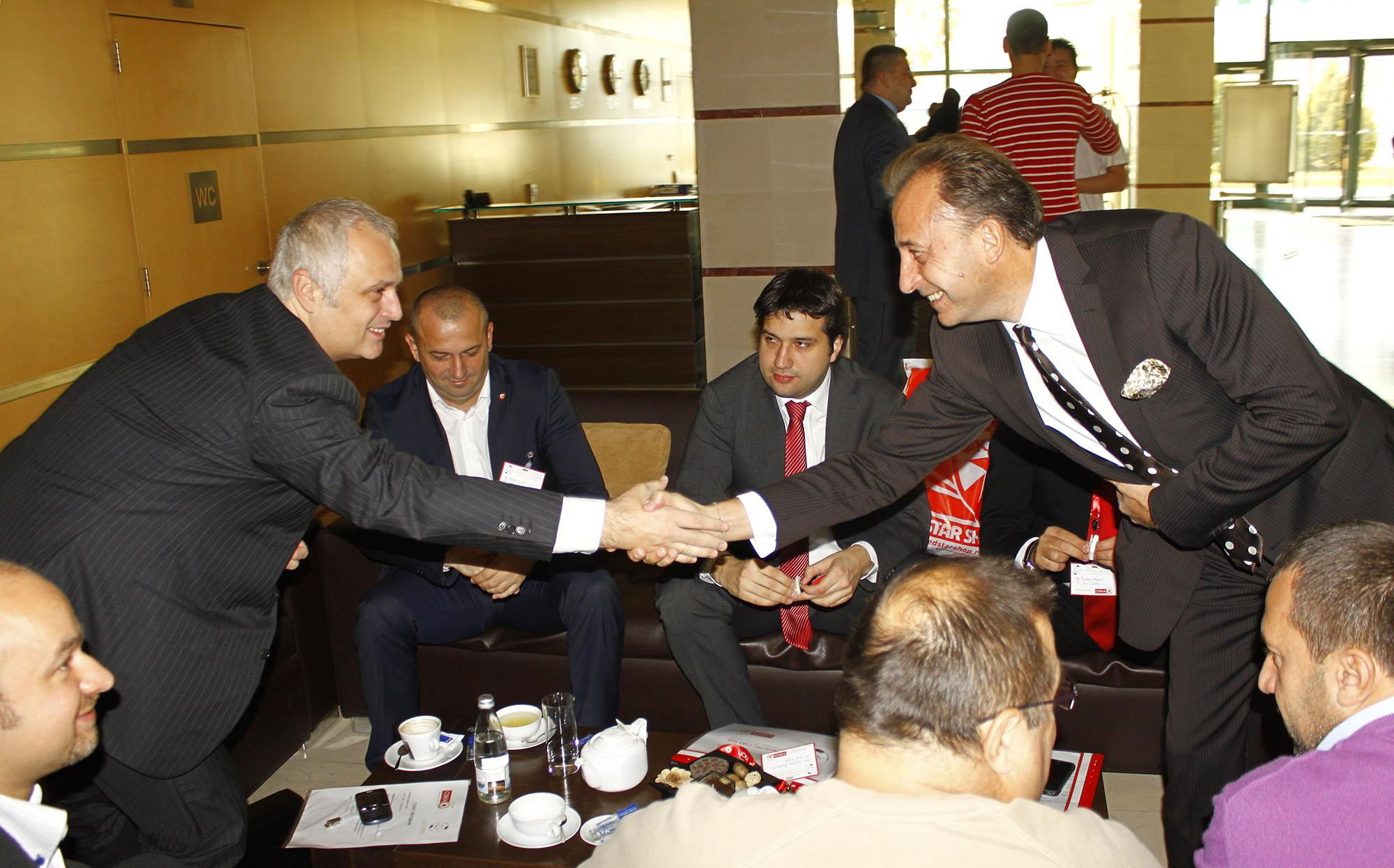 Балканската лига - под шапката на УЕФА?