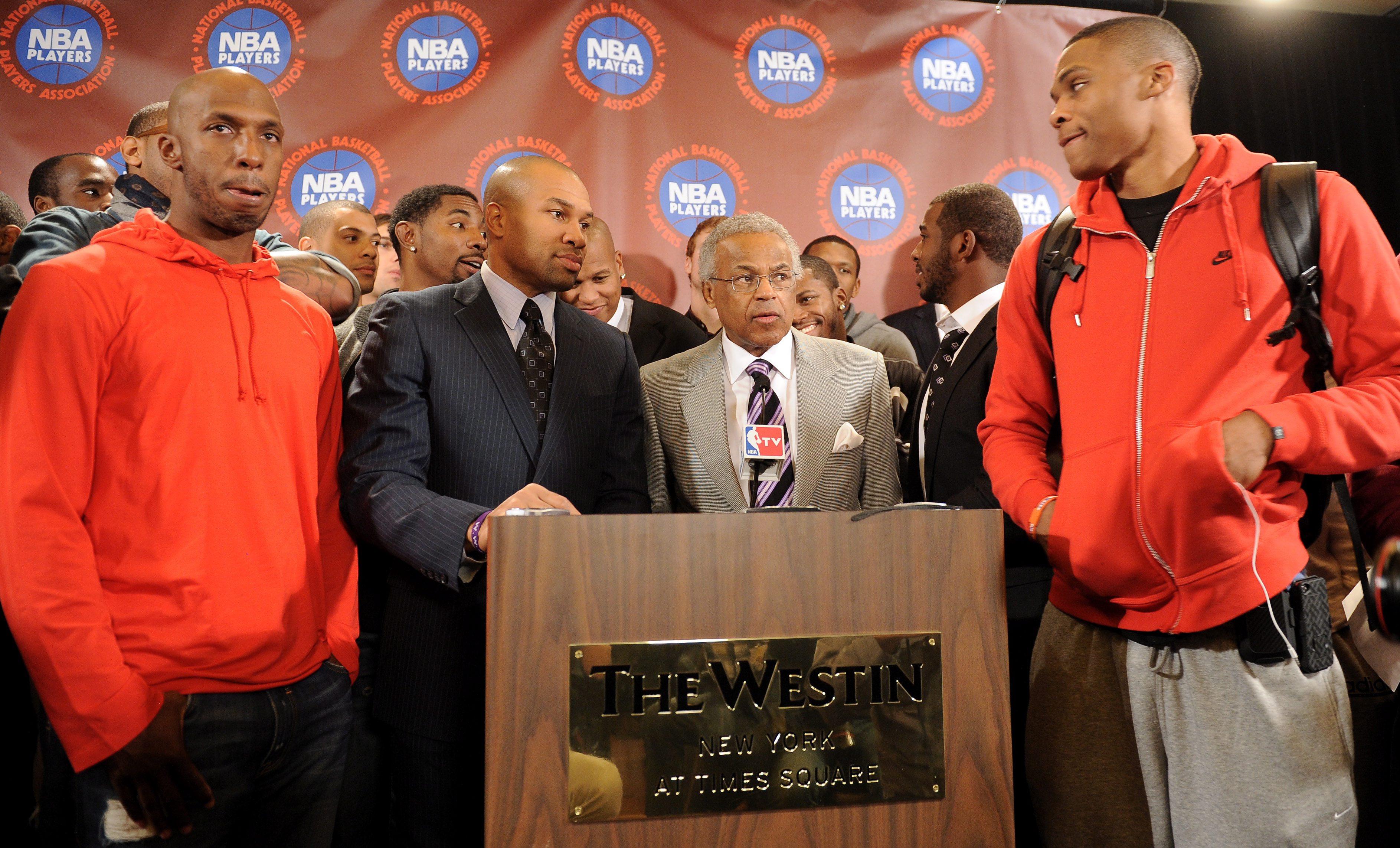 Играчи от НБА подадоха жалби в съда срещу собствениците на клубове