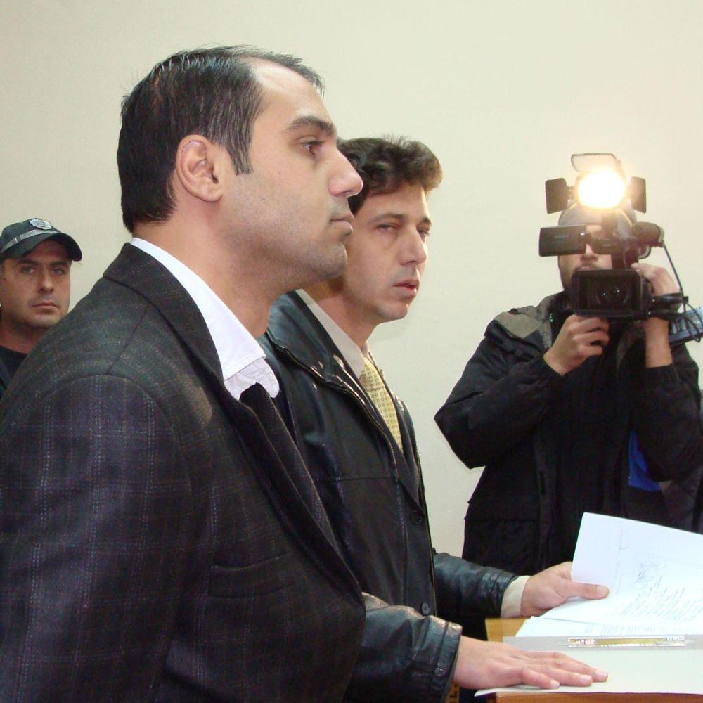 Осъдиха Кирил Рашков-младши на 8 месеца затвор