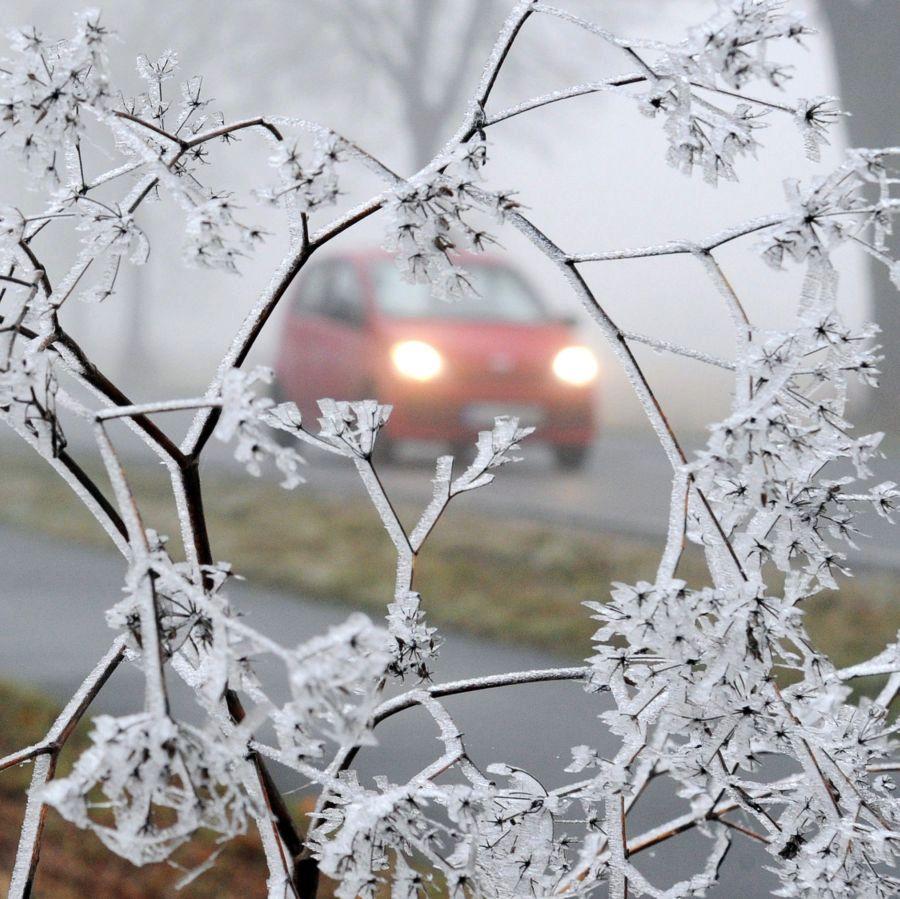 Колебливо настъпление на зимата