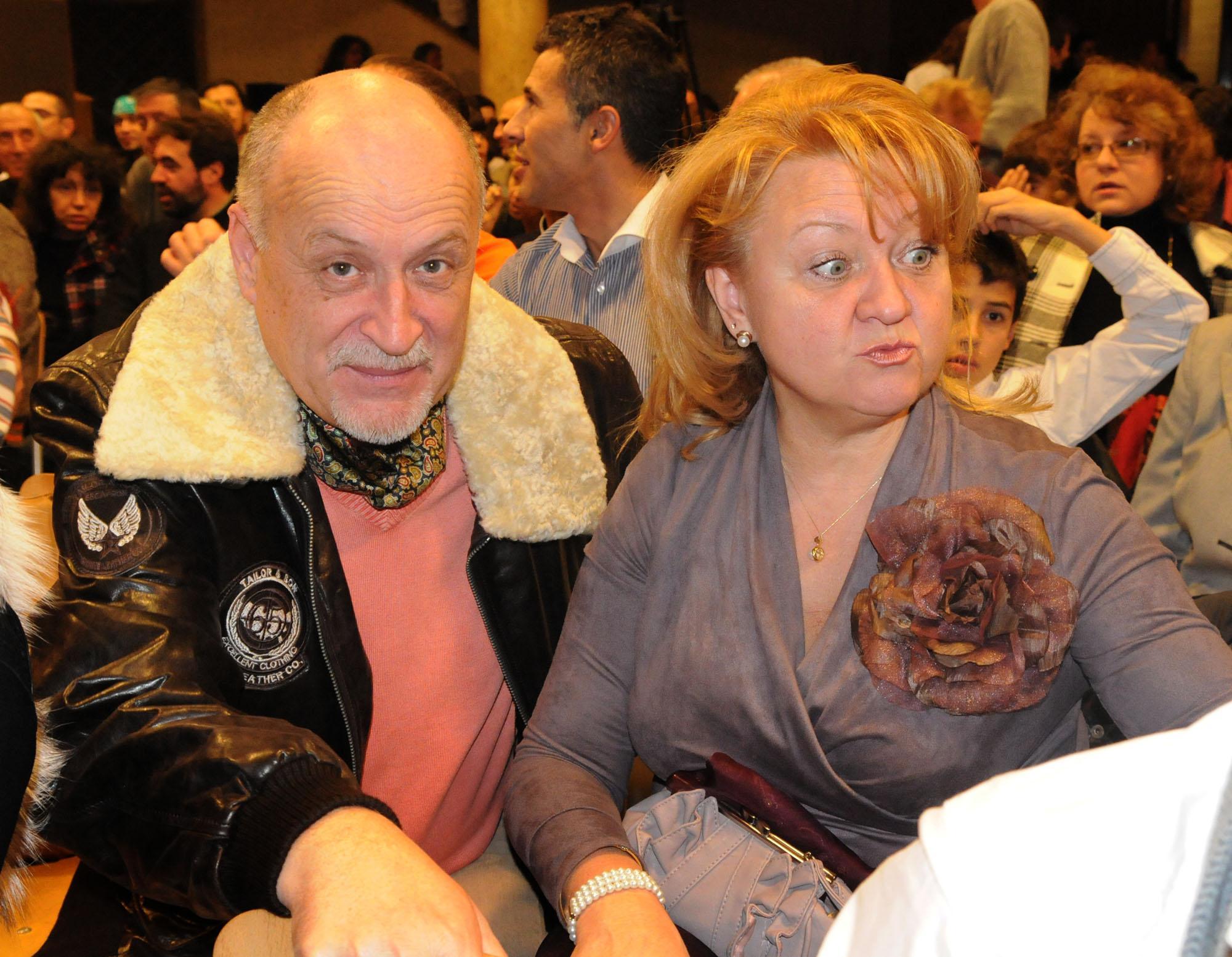 Как ще празнуват днес Данчо Караджов и Богдана Карадочева