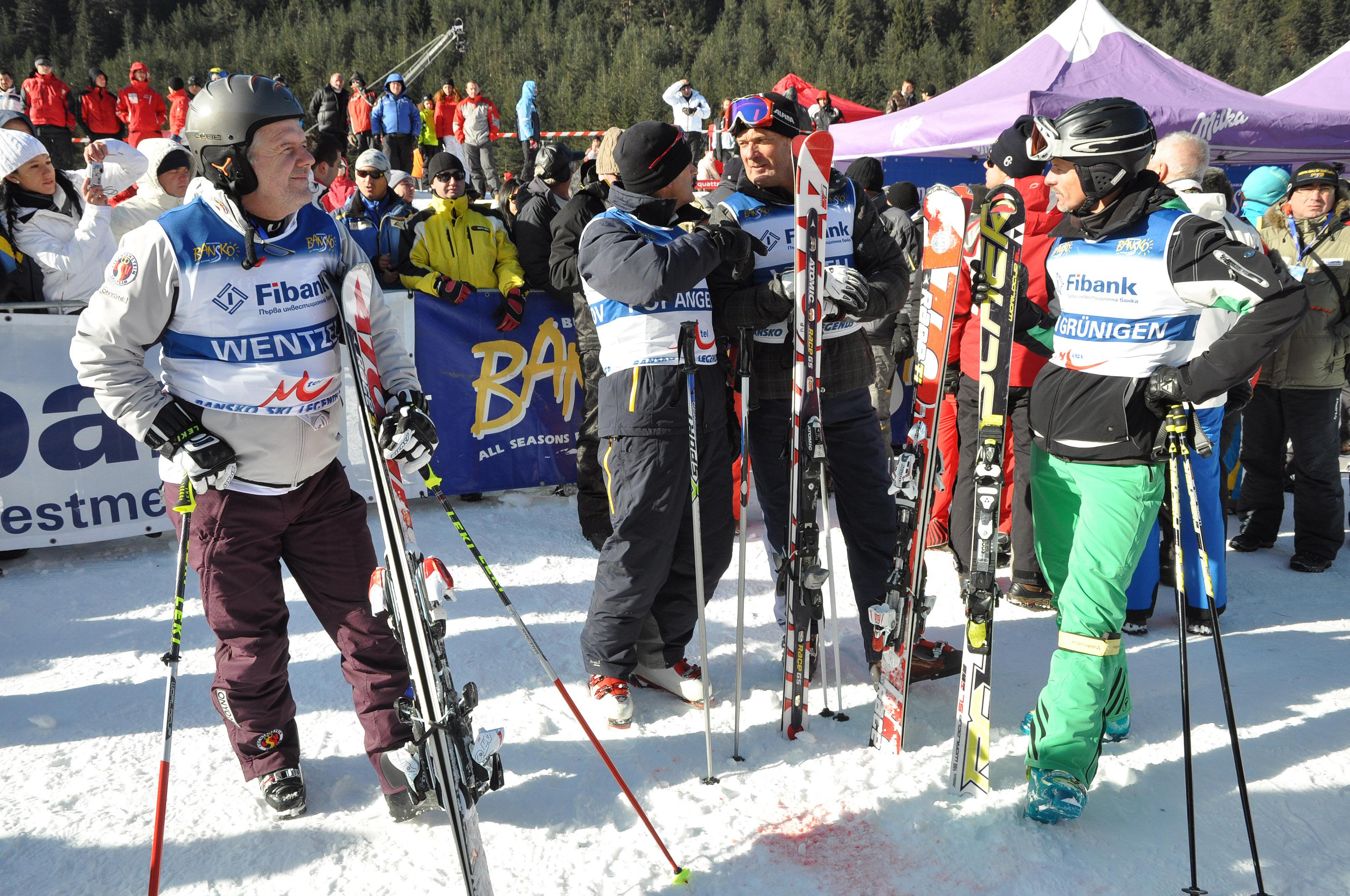 """Утре на писта """"Юлен"""" откриват скисезона в Банско"""