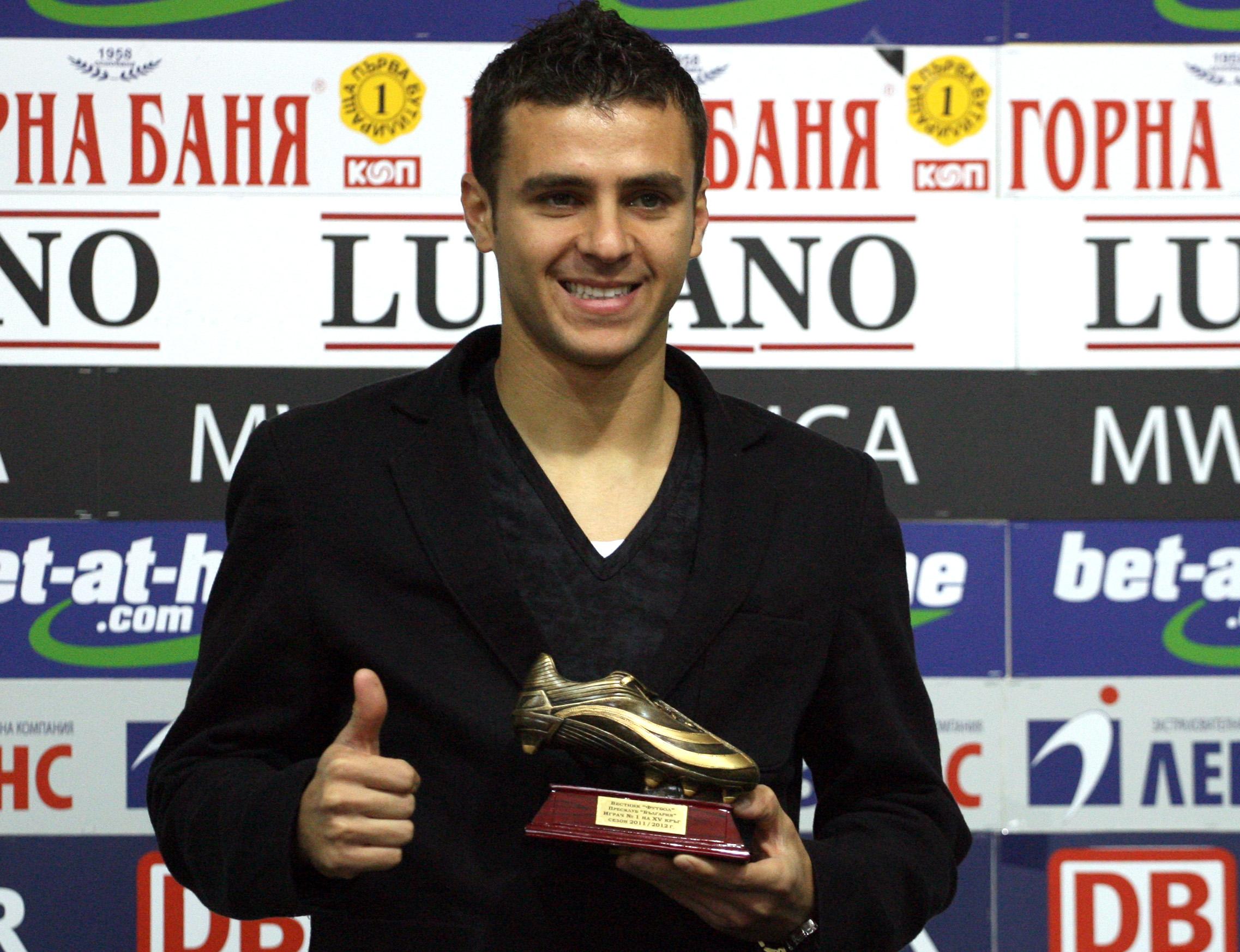 Жуниор Мораеш бе избран за играч на 15-ия кръг