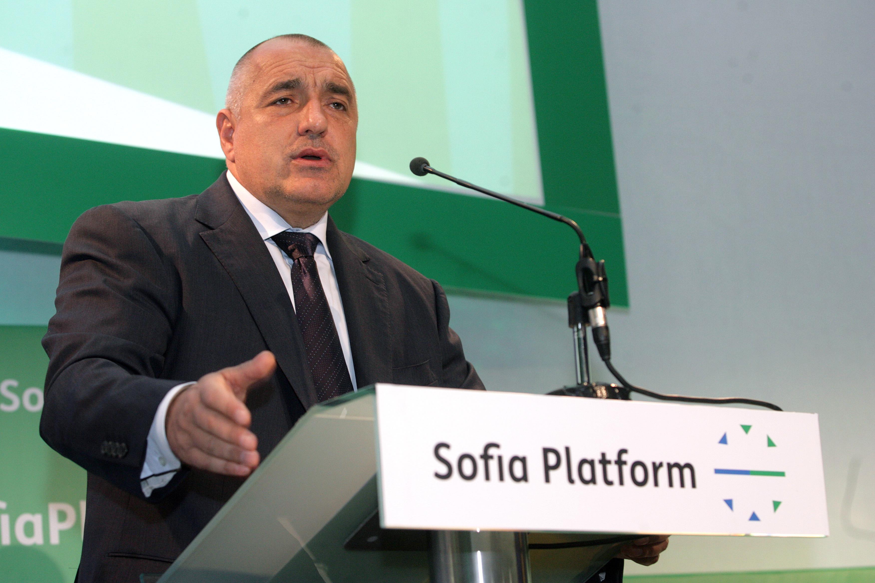 Борисов се обяви за бюджетен суверенитет в ЕС