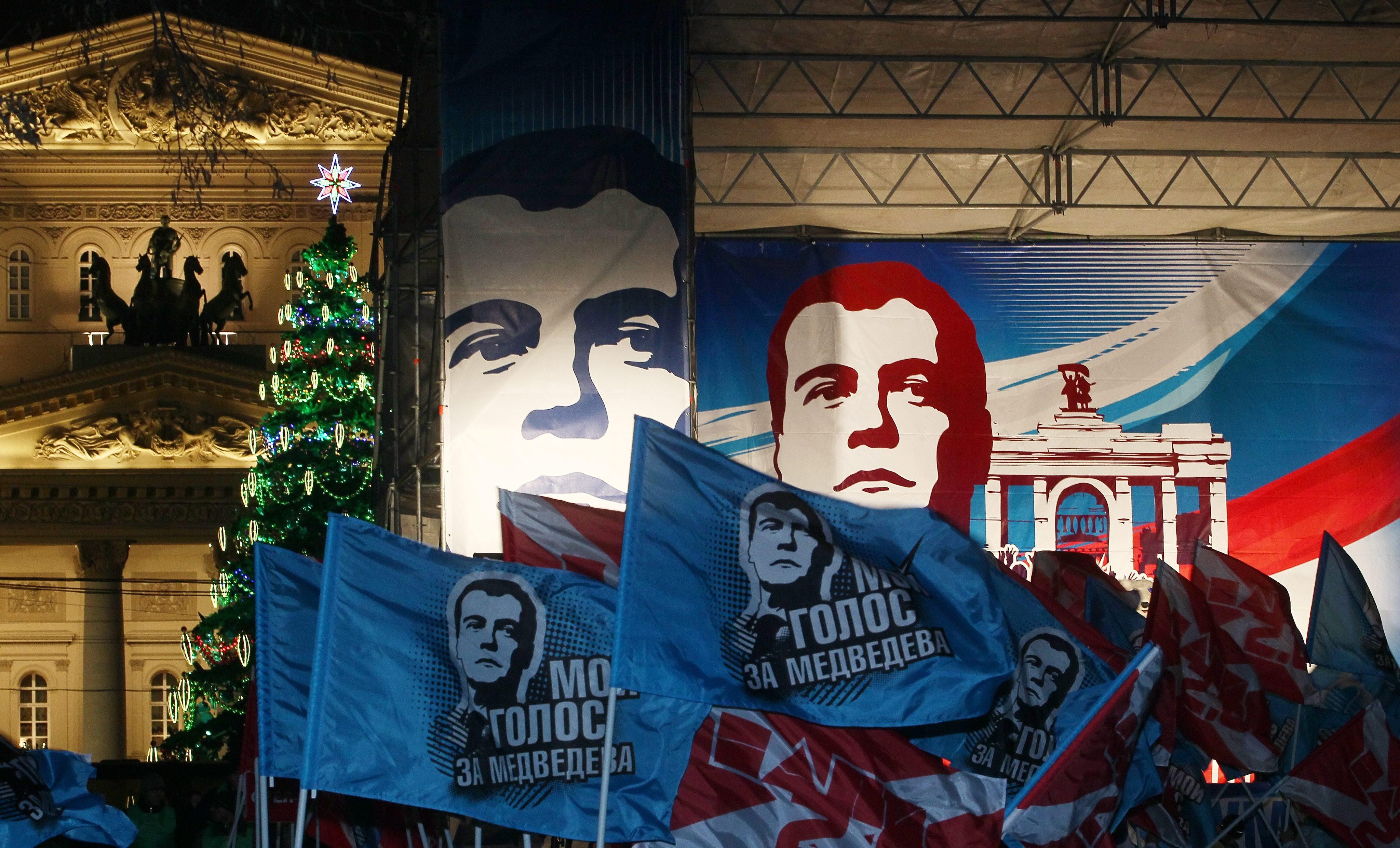 Европейски организации разкритикуваха изборите в Русия