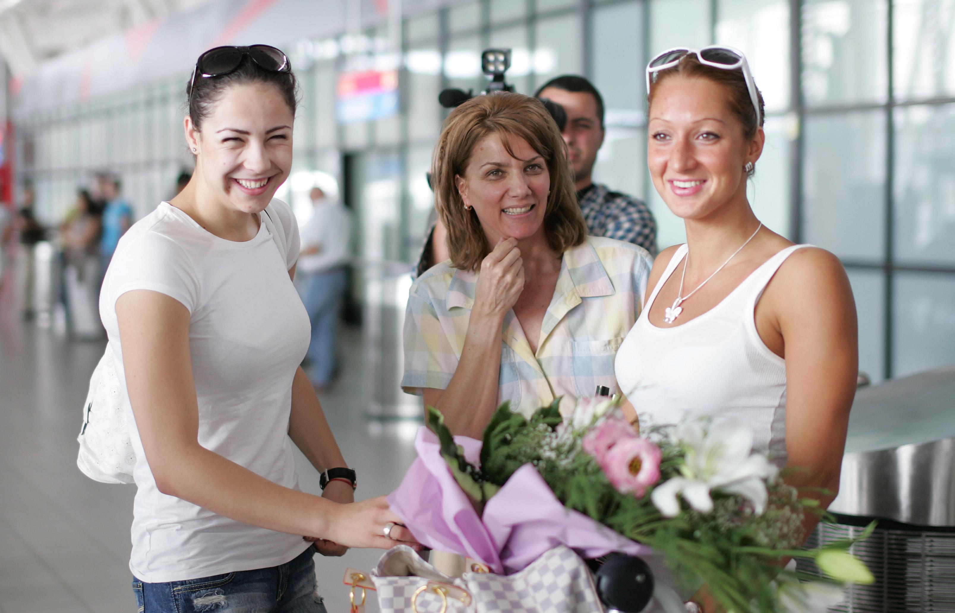 Нина Рангелова подобри два национални рекорда