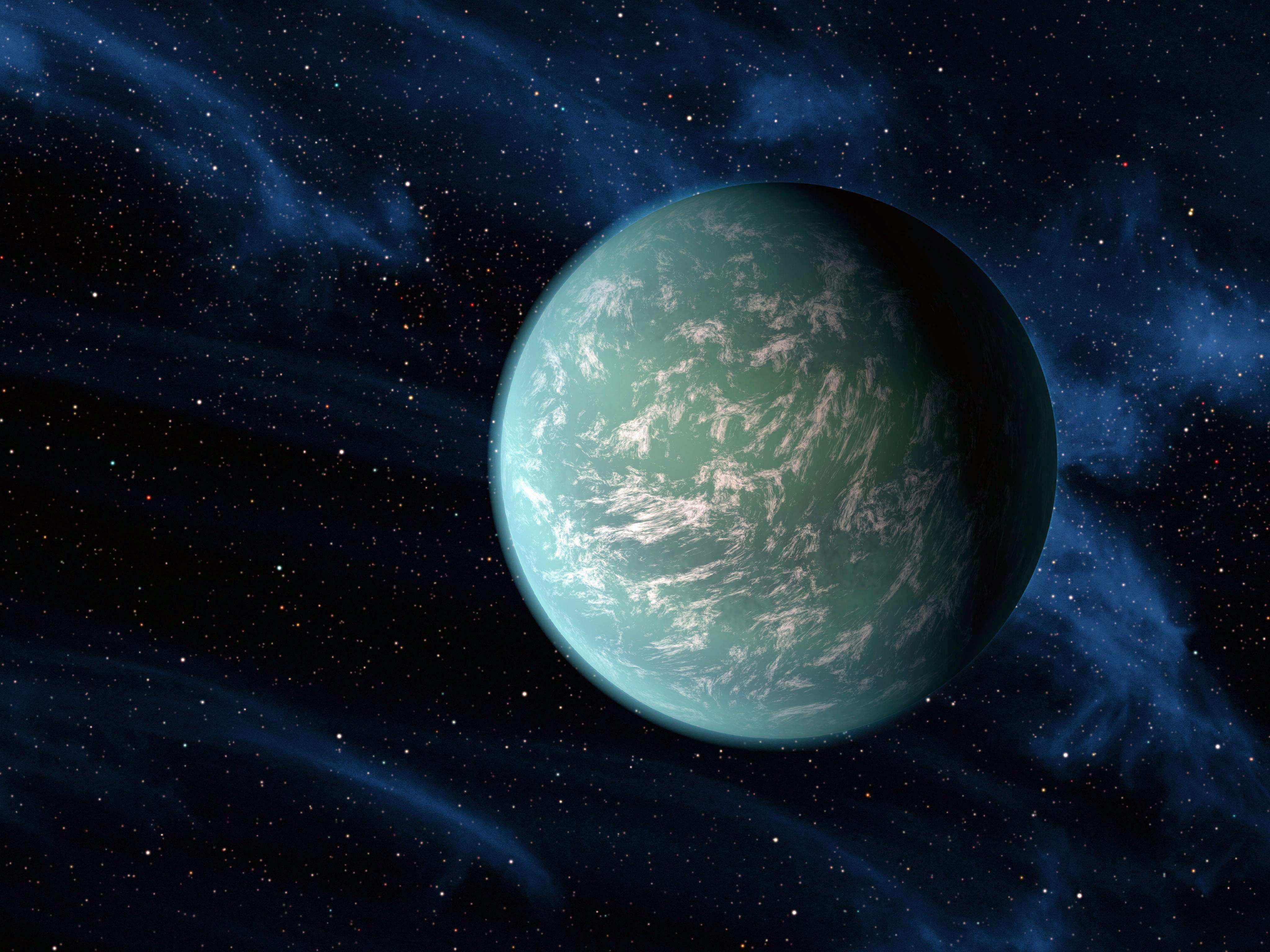 НАСА потвърди за планета с условия за живот