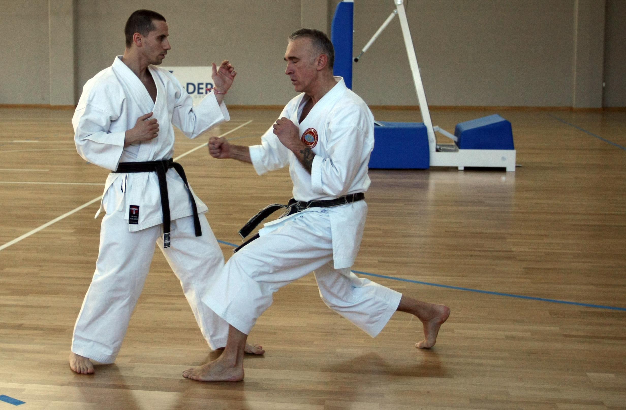 Българин стана шампион по карате в Италия