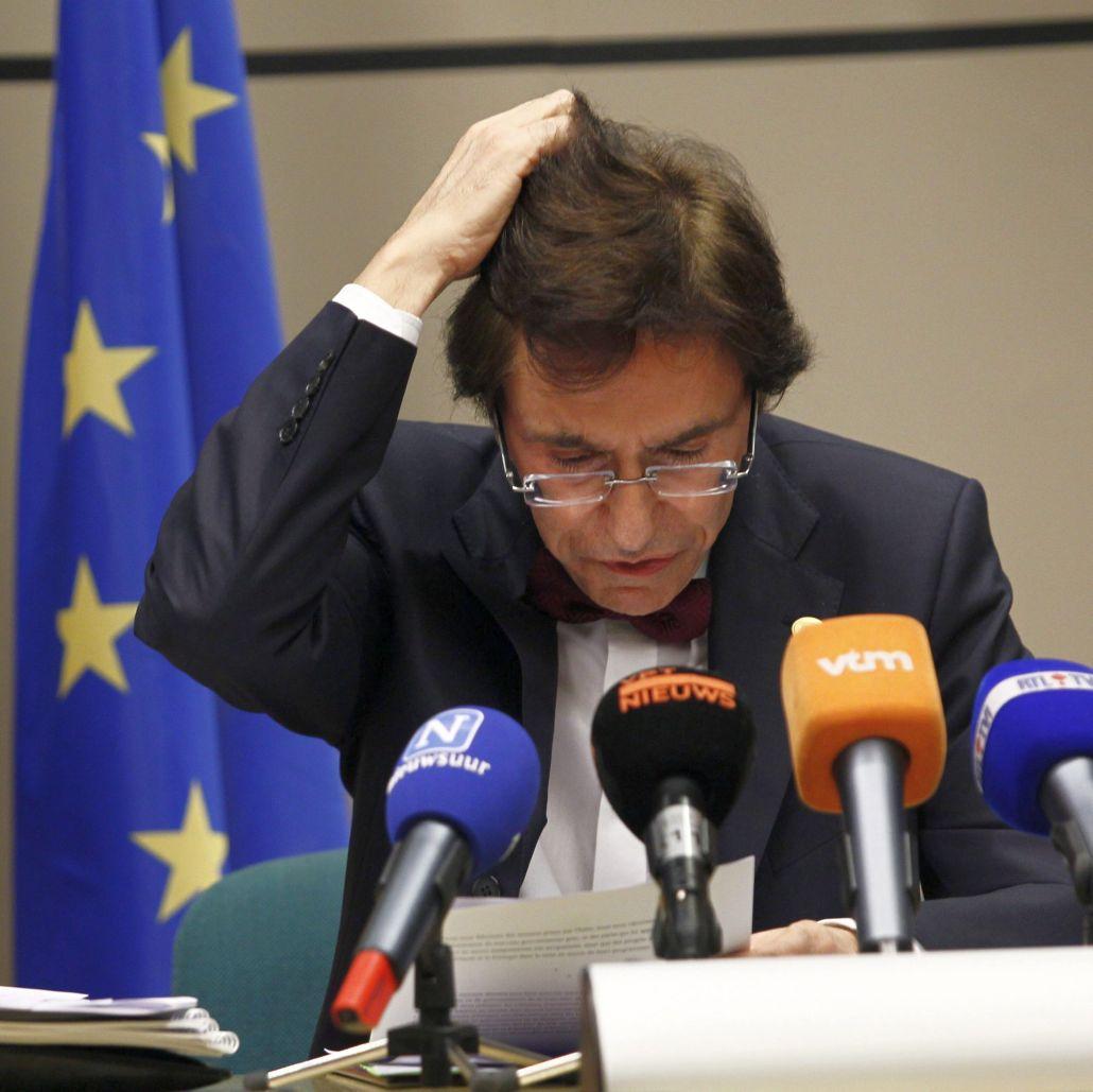 Белгия против германския план за излизане от кризата