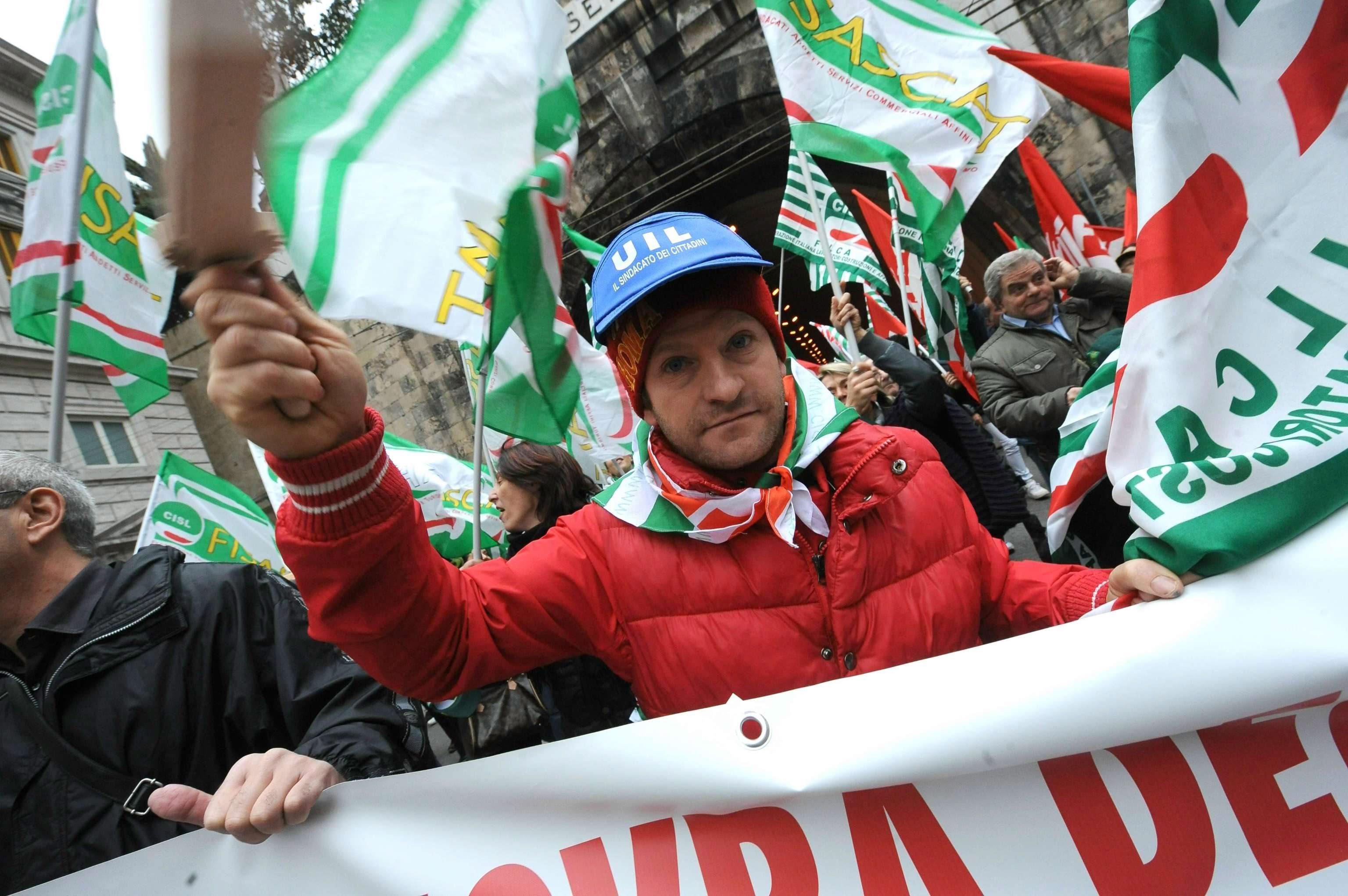 Стачка изнерви италианските пазари