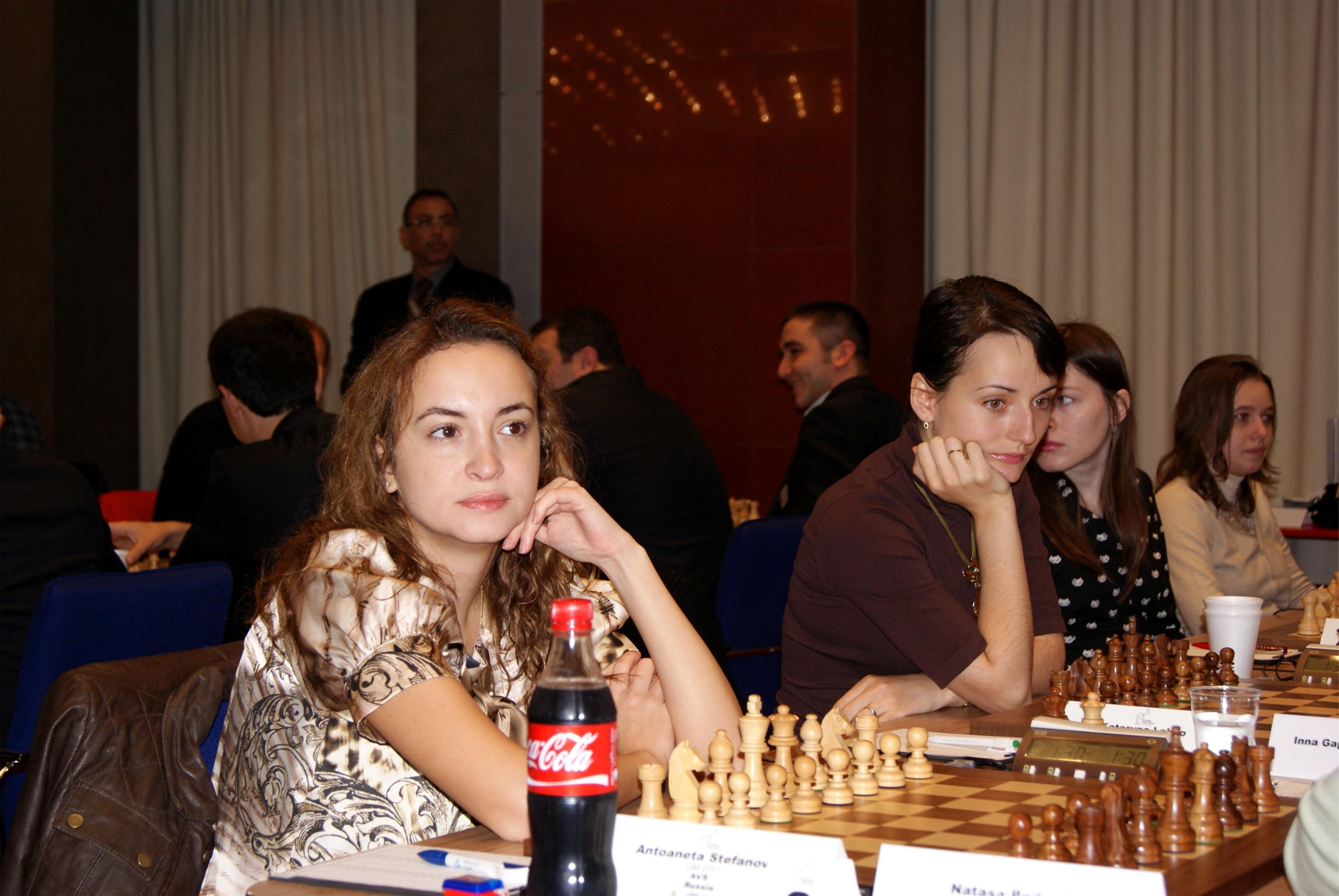 Антоанета Стефанова втора в Пекин