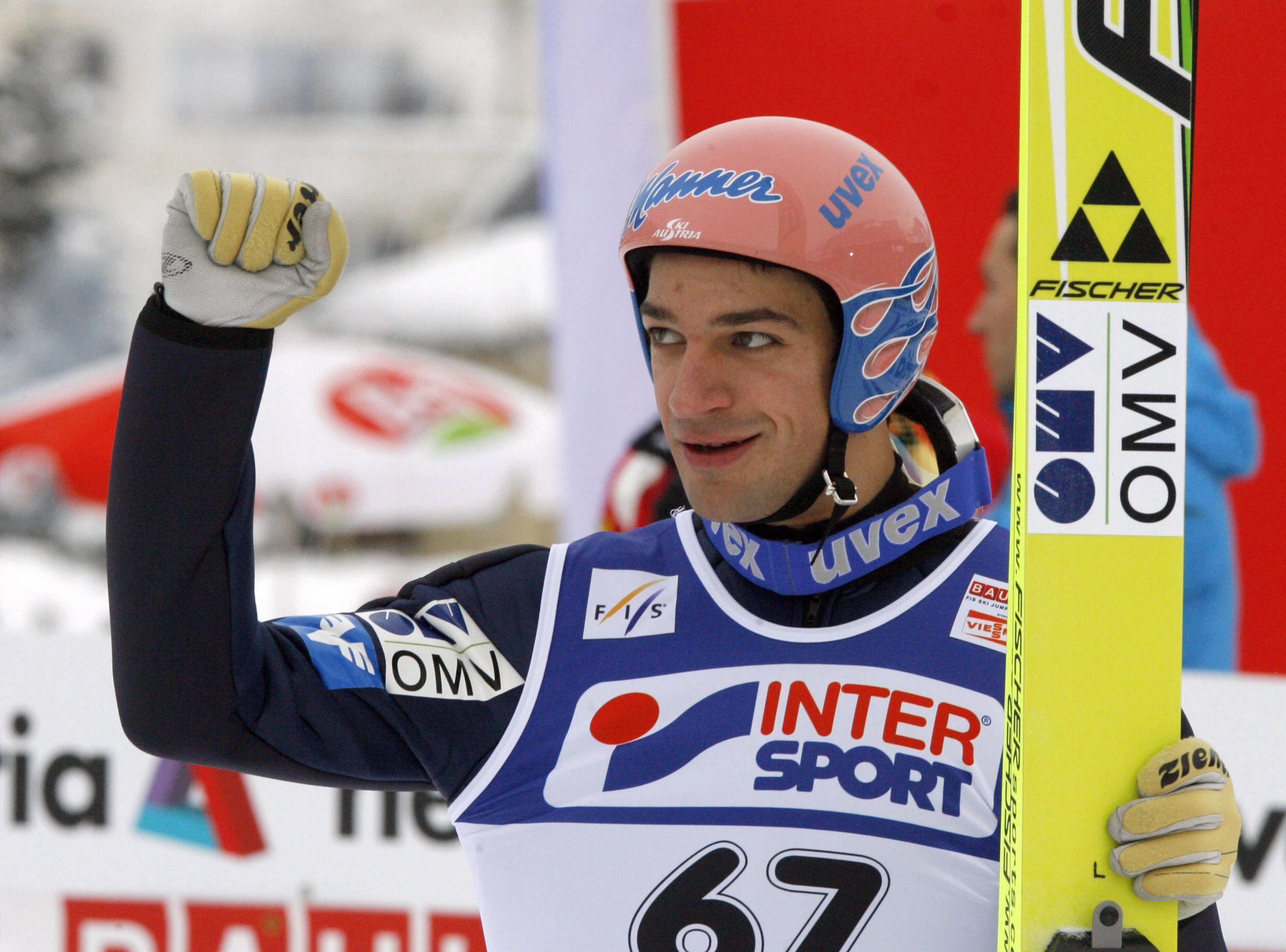 Андреас Кофлер над всички в ски-скоковете