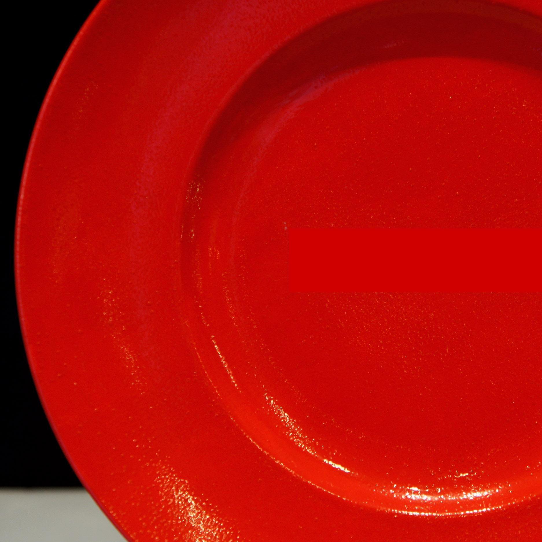 Цветът на чинията ни спасява от сланинките?