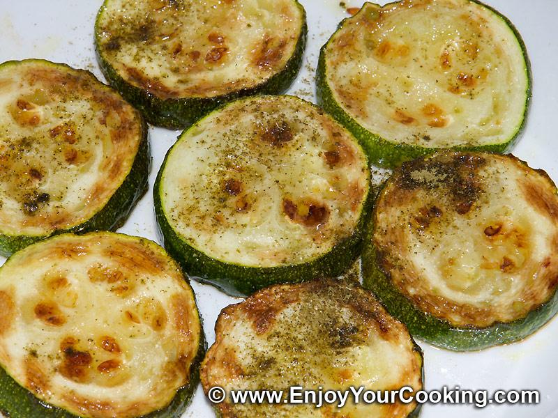 Суфле от тиквички или карфиол