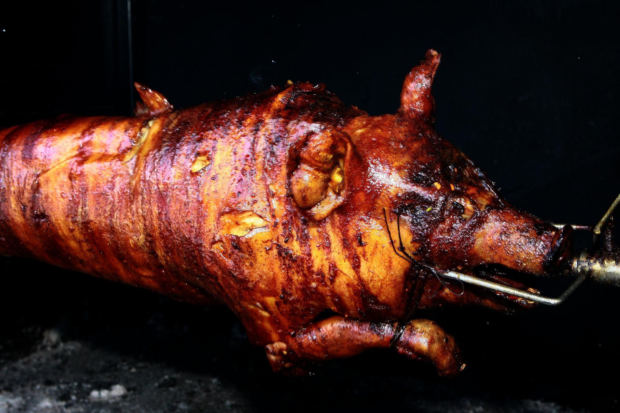 Свинско печено
