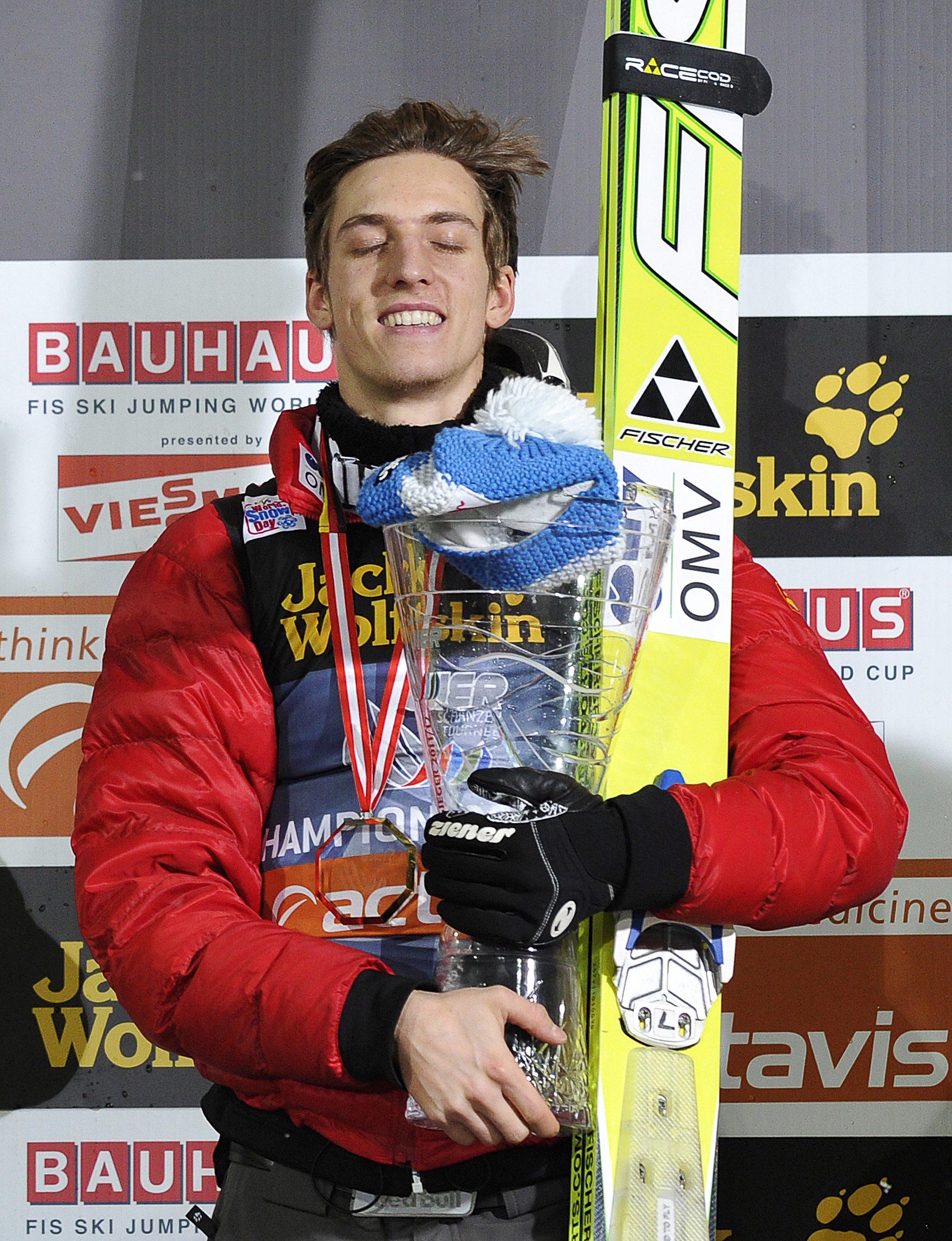 """Шлиренцауер спечели първата си титла от """"Четирите шанци"""""""
