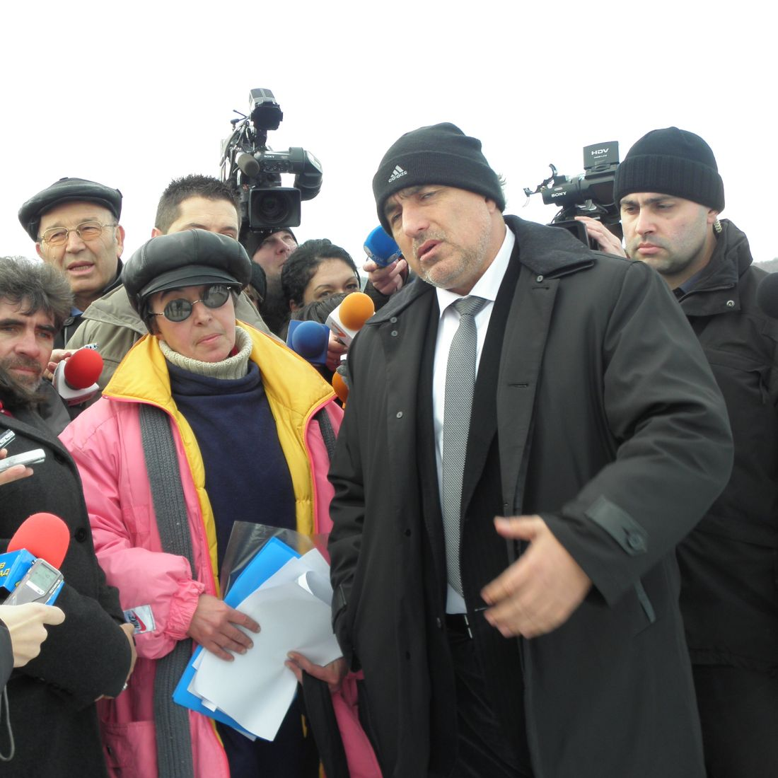 """Борисов към археолозите: Ще работите с калорифери и ватенки, но искам """"Струма"""""""