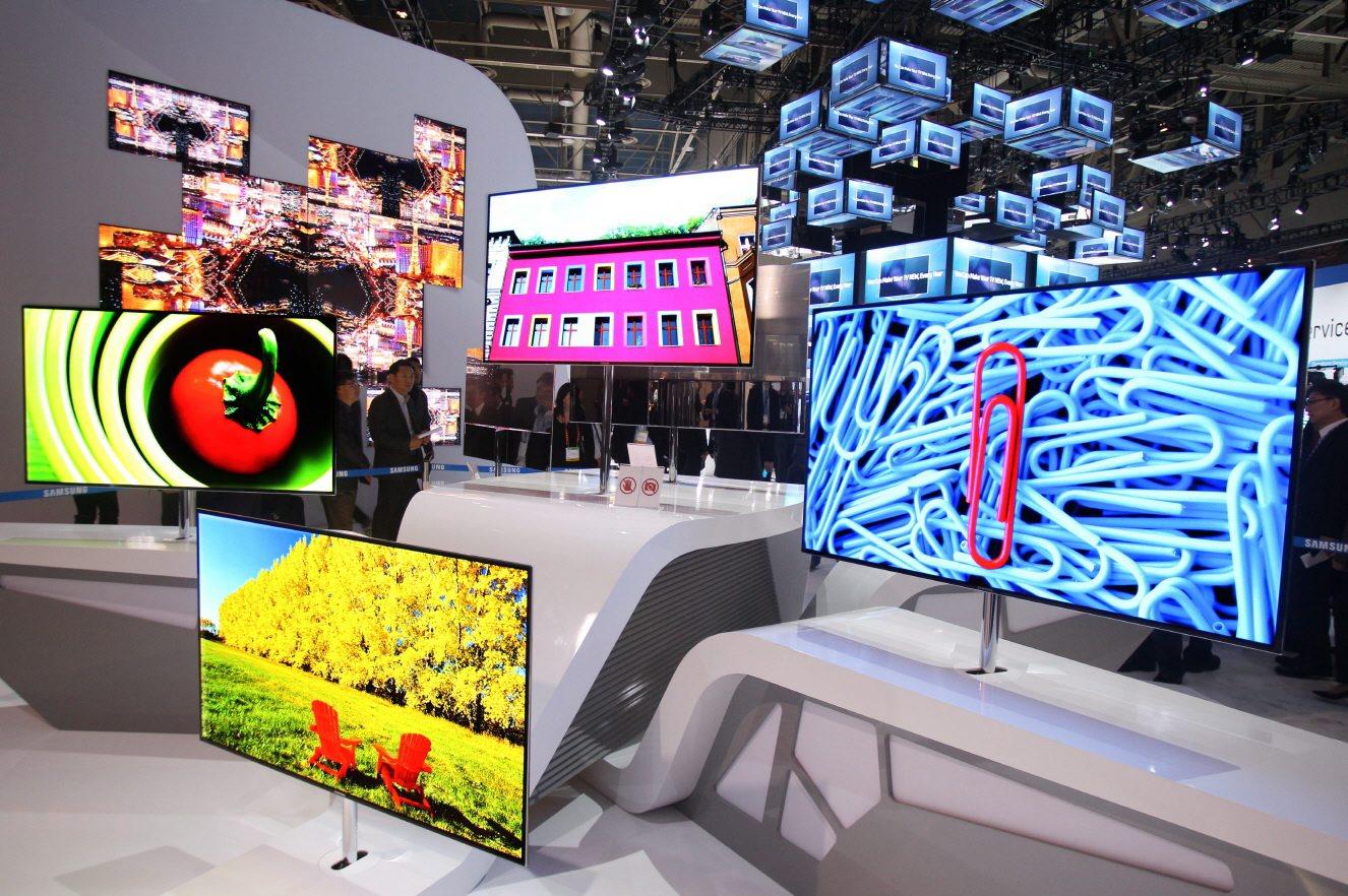 Задават се телевизори по-тънки от iPad
