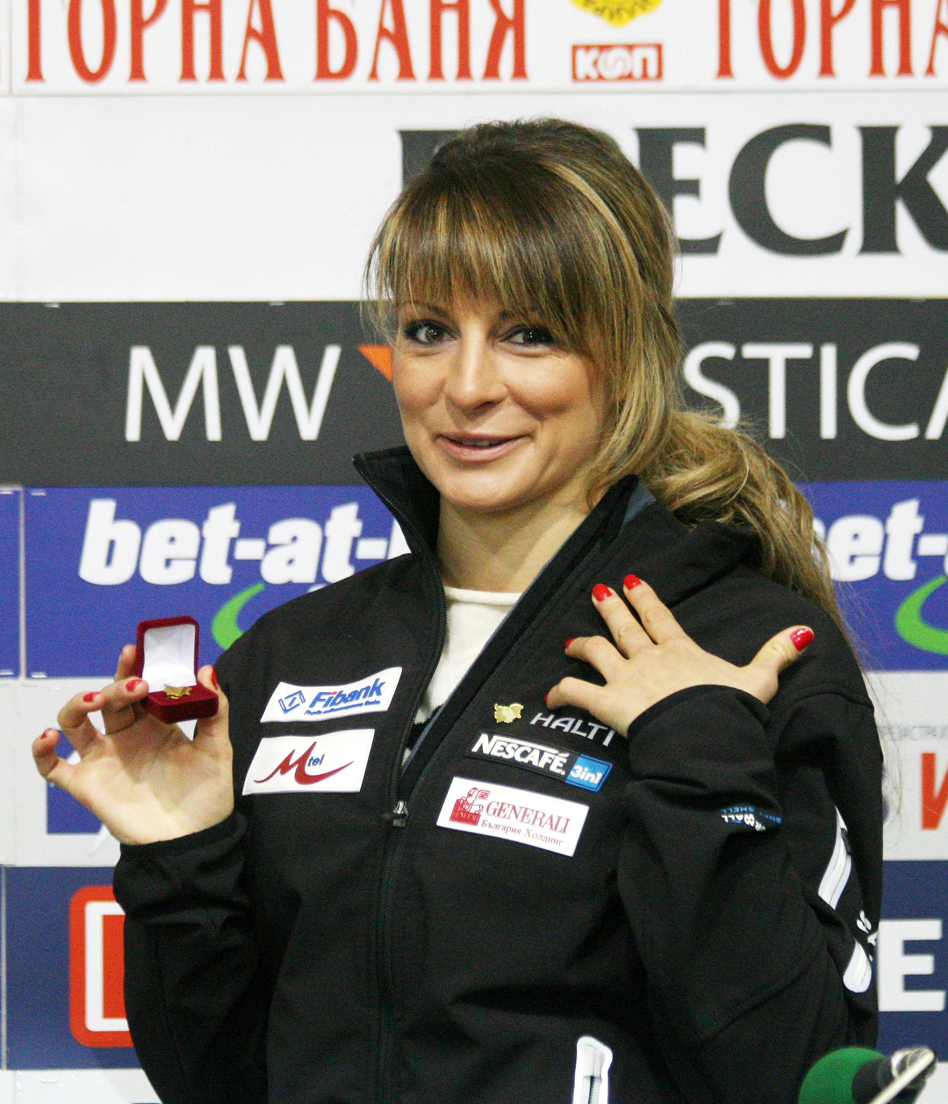 Жекова 18-а място след дисквалификация на 1/4-финалите