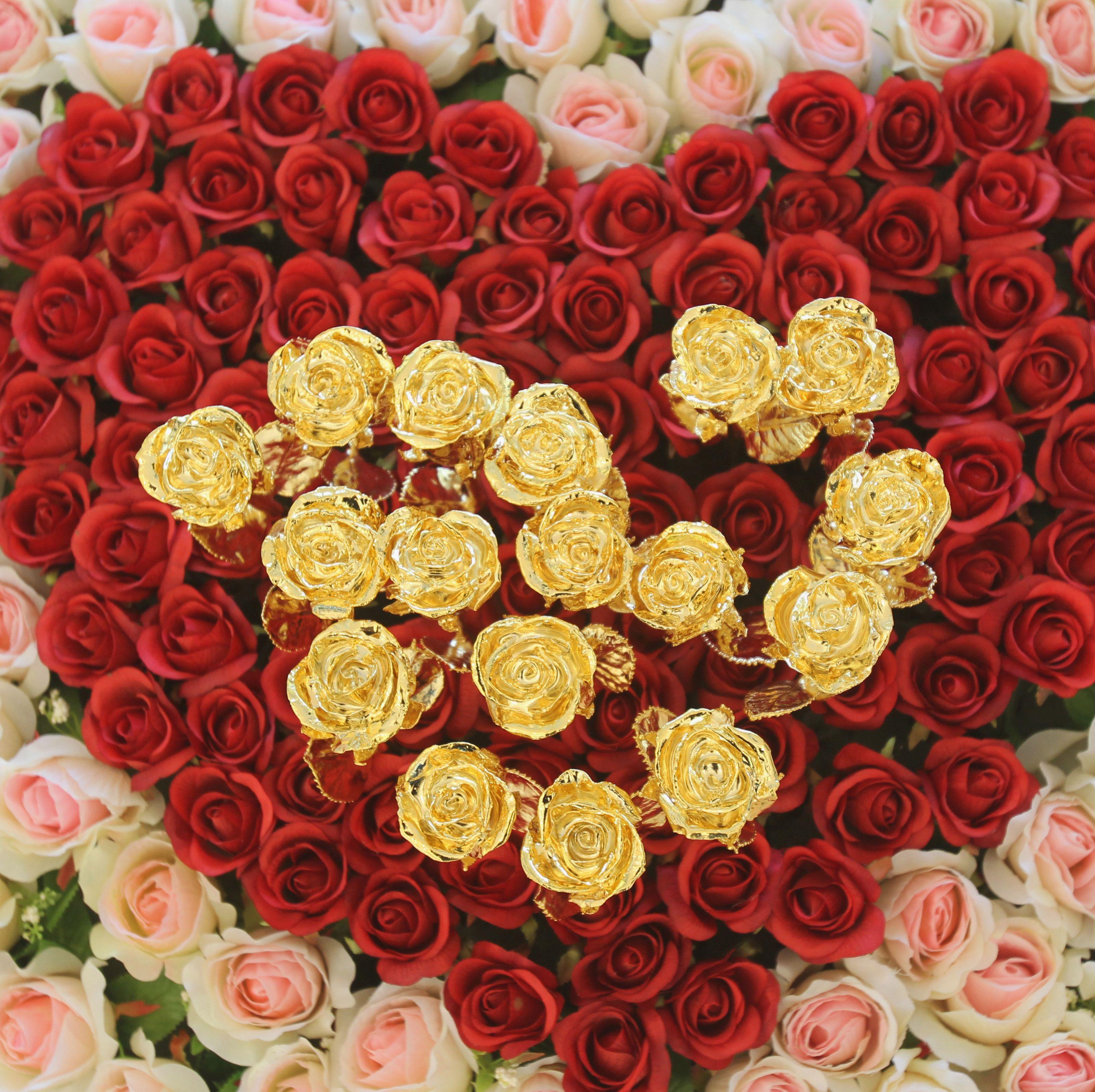 Цветята са ключът към женското сърце