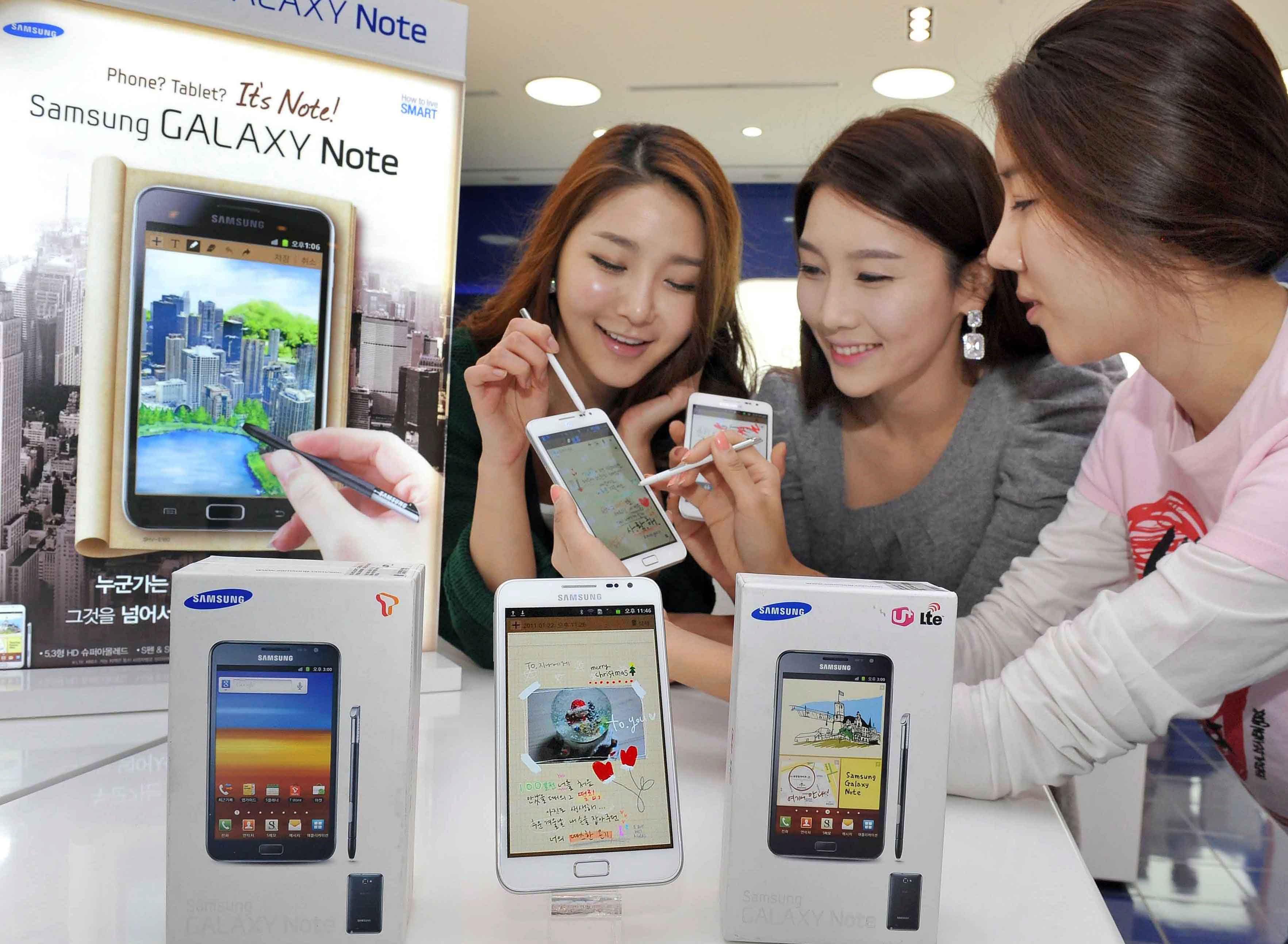 Galaxy донесе рекордна печалба на Samsung