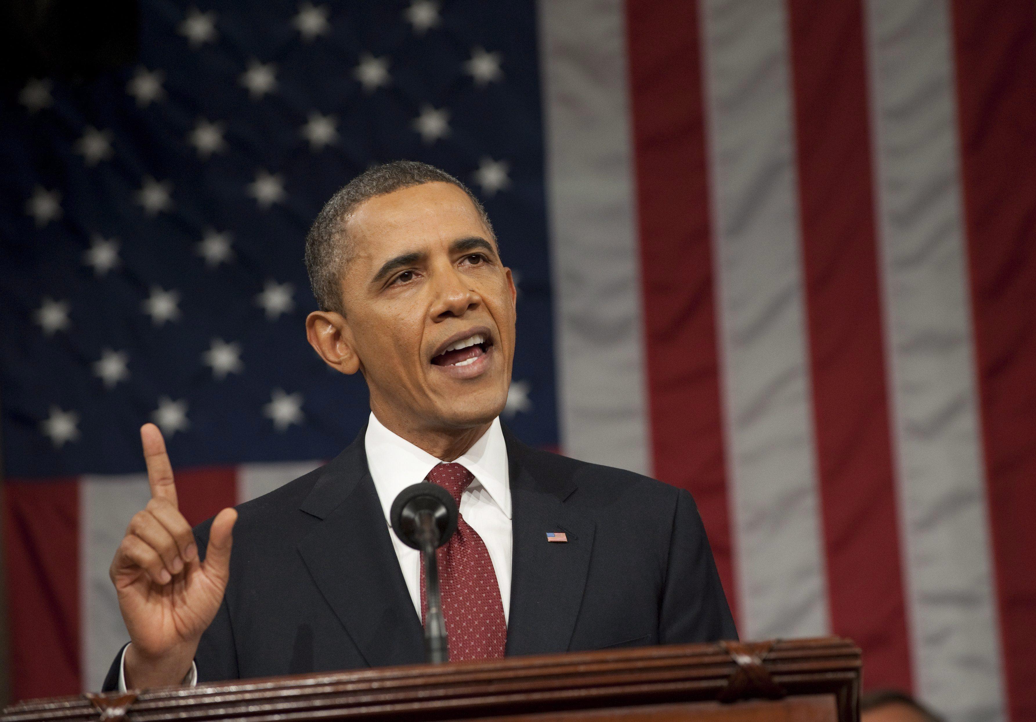 Конгресът на САЩ: Обама бърка с дефицита