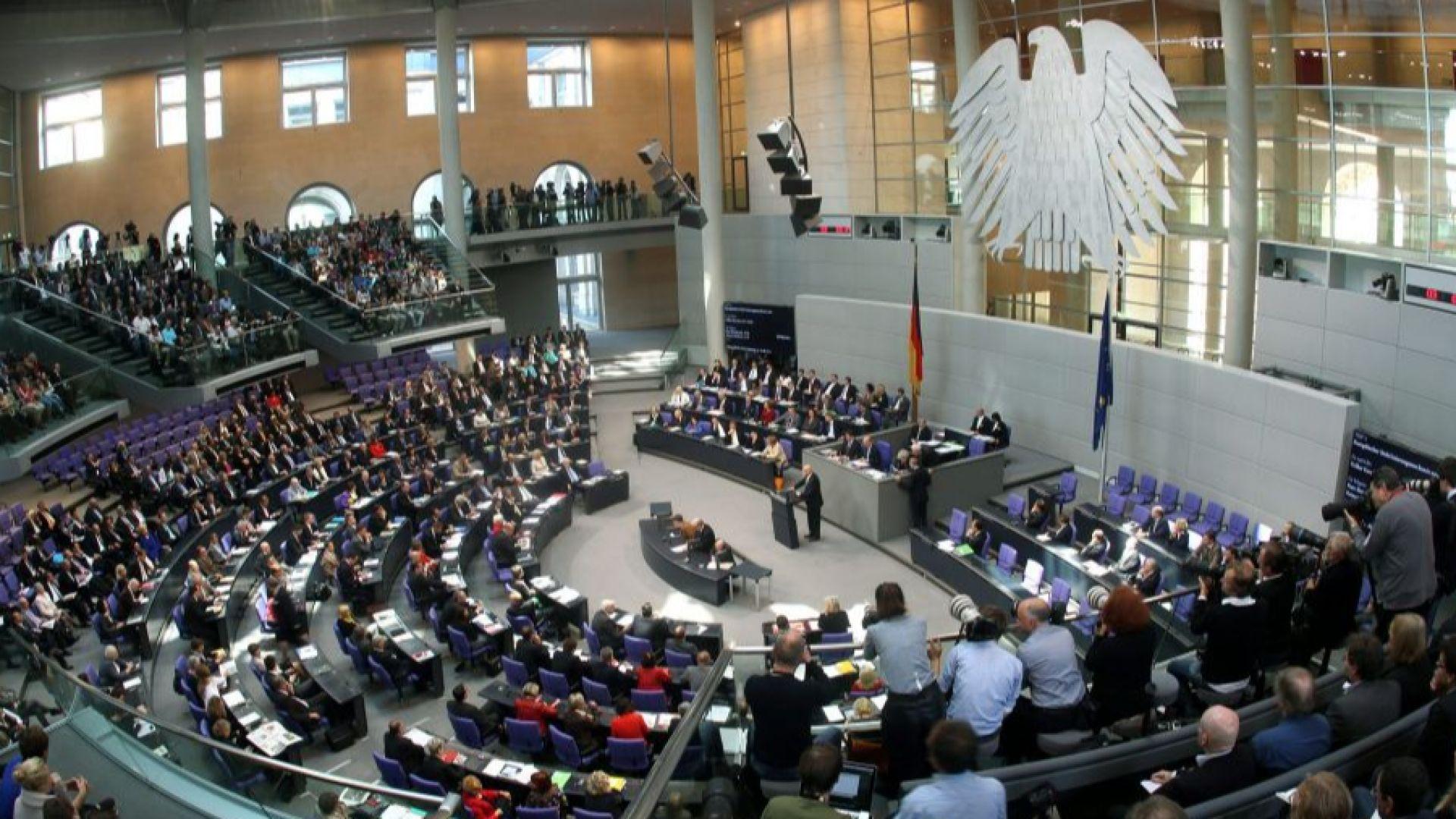 Германският Бундестаг взе решение за промени в регистъра на ражданията.