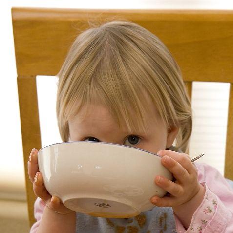 Какво да хапват децата за здрави зъби