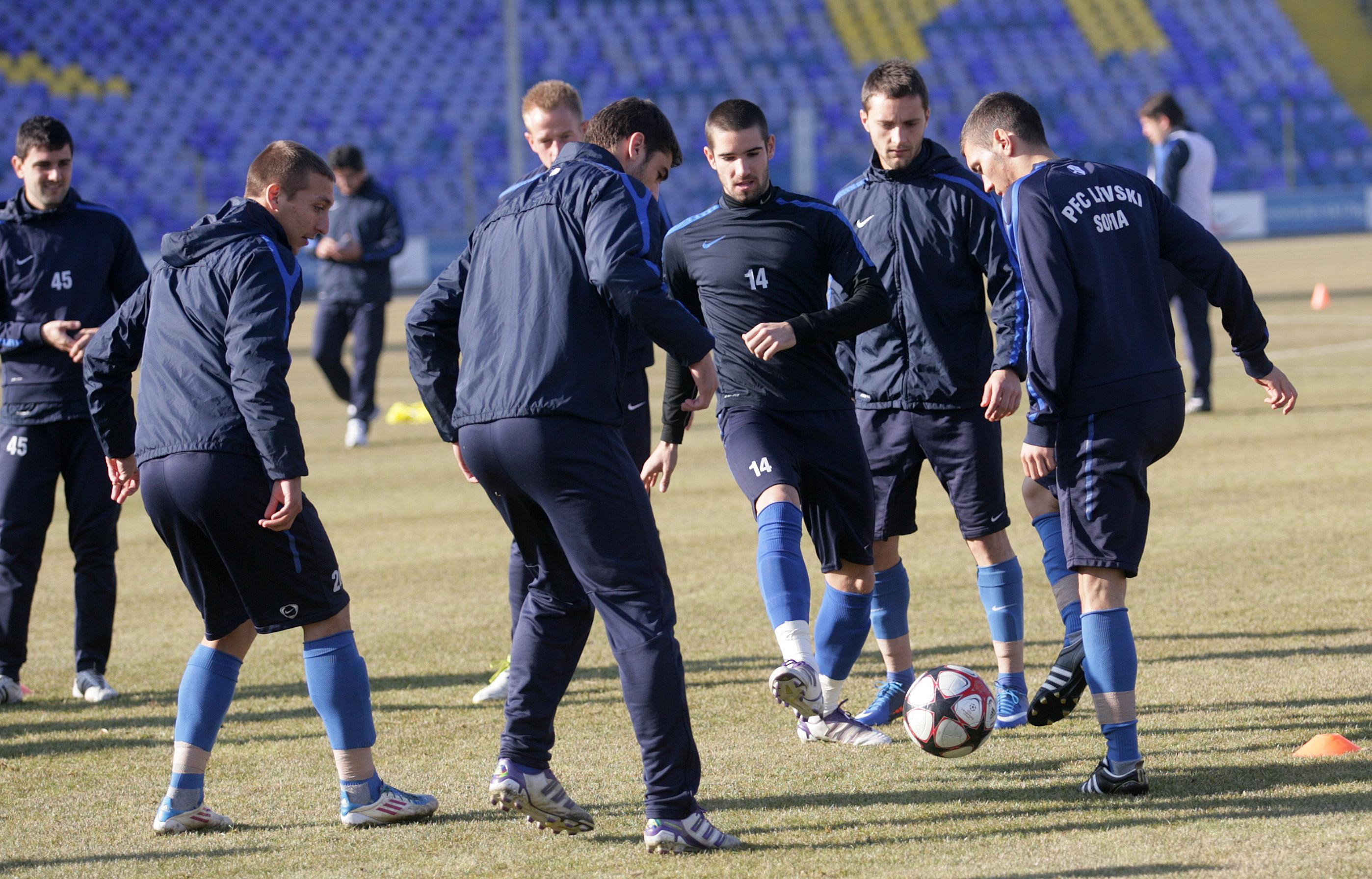 10 от Левски взеха трите точки срещу Ботев Враца