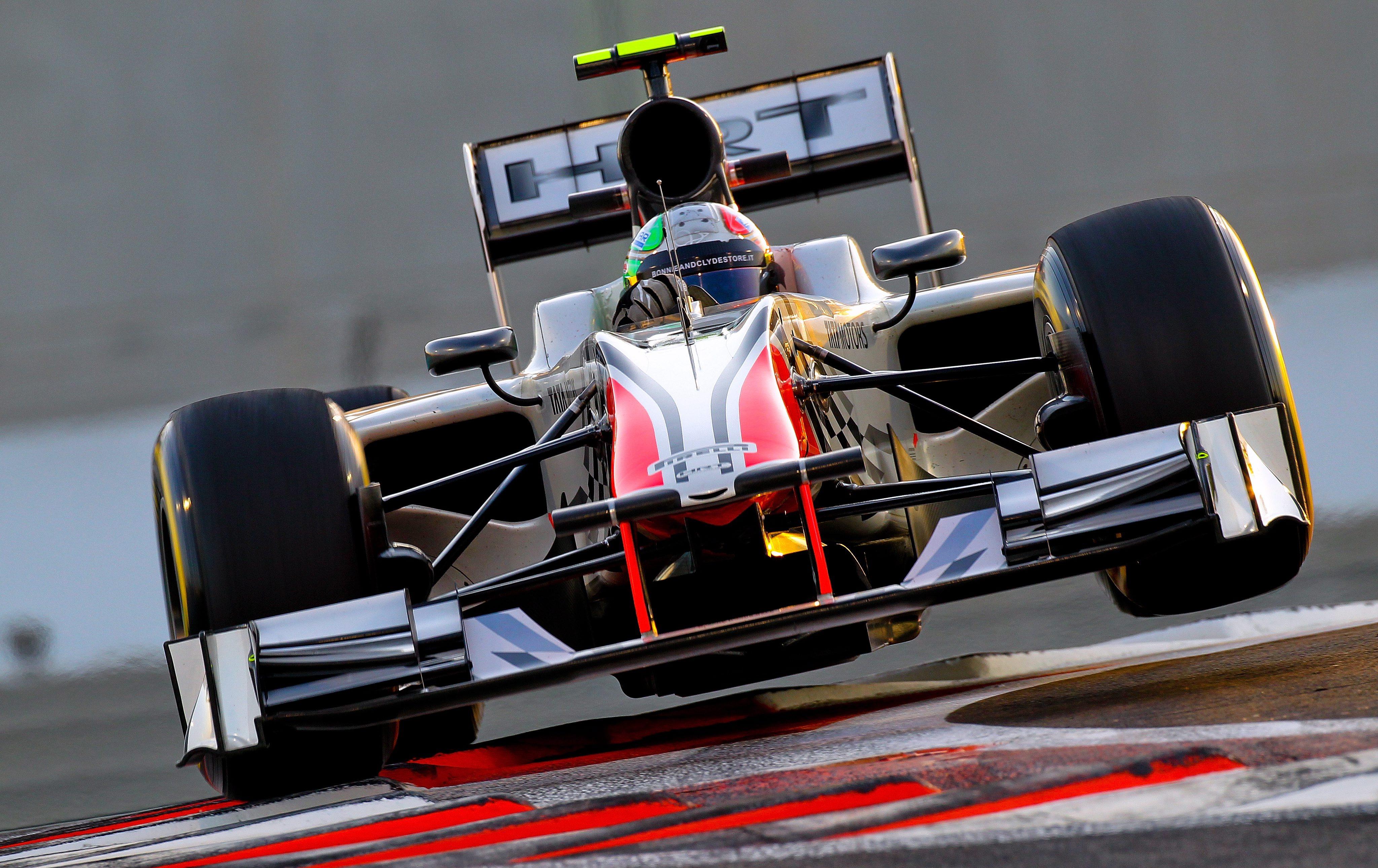 Млад испанец ще бъде резервен пилот на НRТ през новия сезон