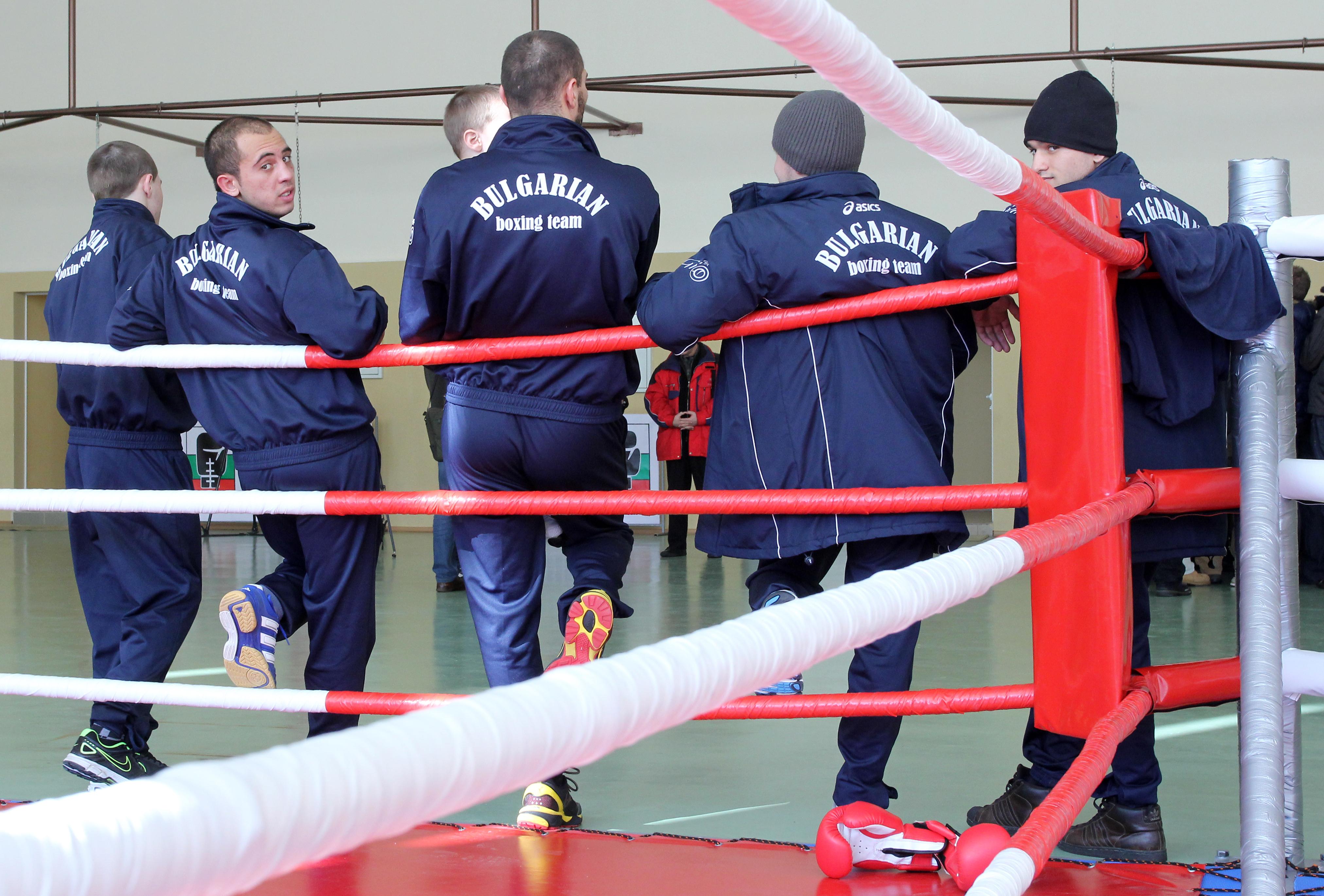 Боксовите национали заминават на лагер в Турция