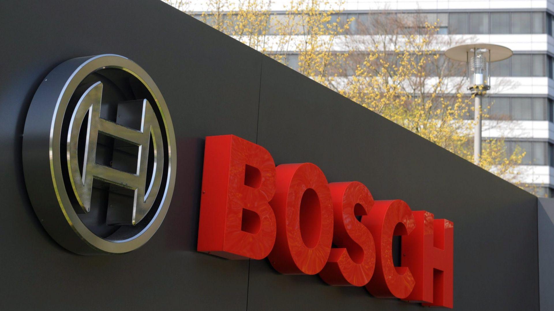 Спадът в автомобилния отрасъл се отразява негативно на Бош