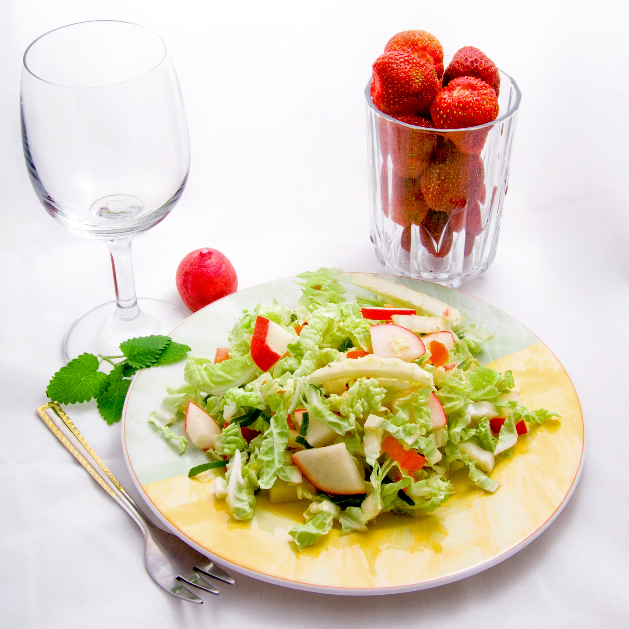 Консумацията на зеленчуци ни прави по-големи оптимисти