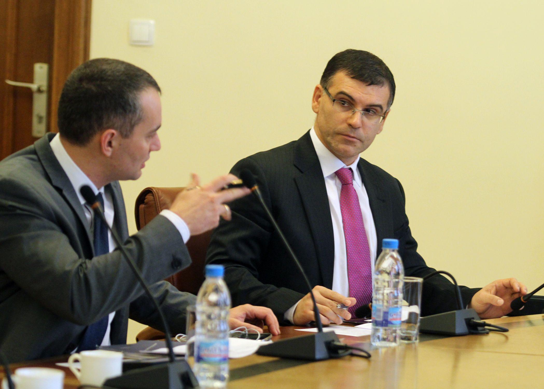 Дянков пуска еврооблигации за 950 млн. евро