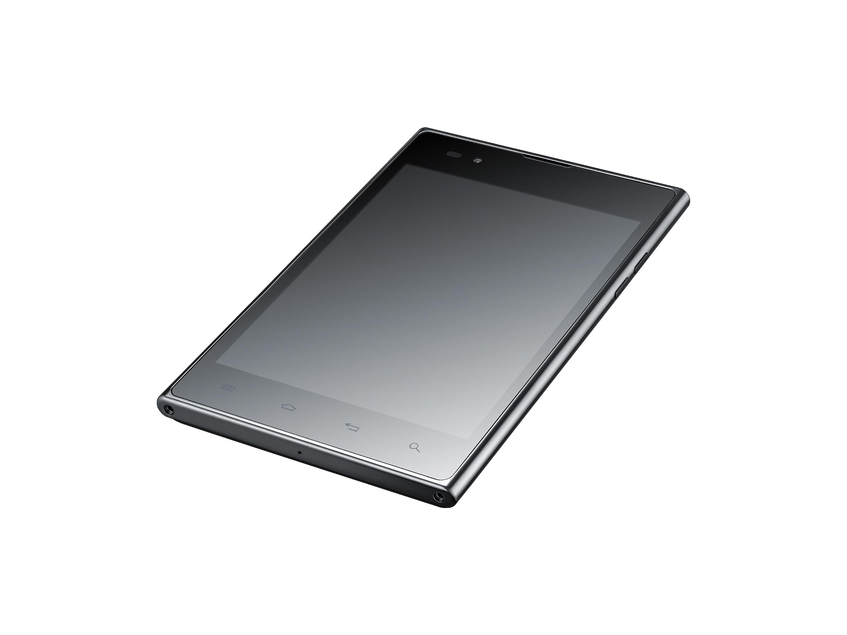 LG Optimus Vu - смартфон и таблет в едно