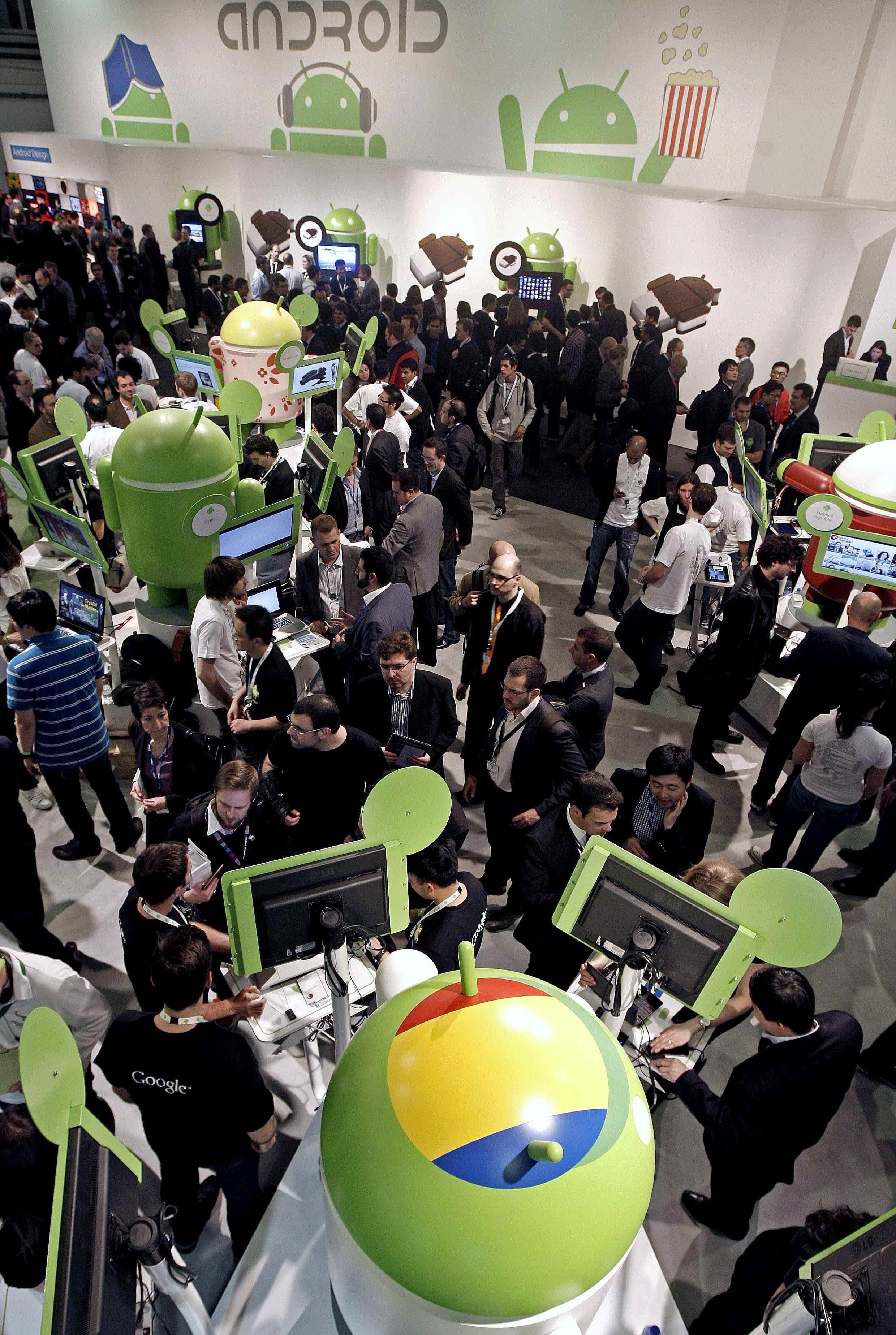 Колко печели Google от Android
