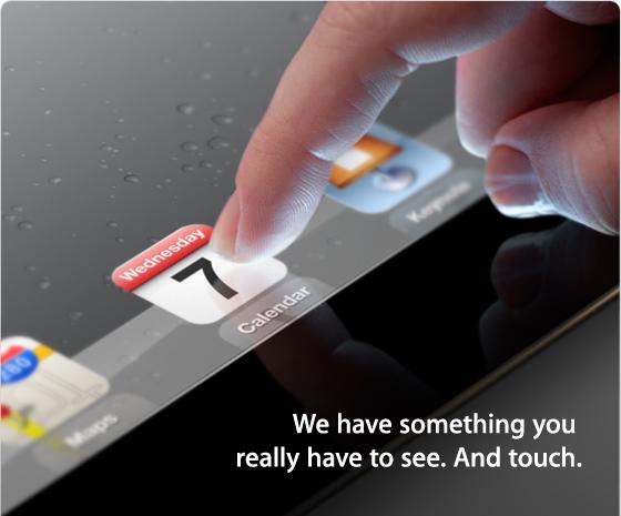 Apple представя новия iPad на 7 март