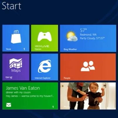 Microsoft пусна бета версия на Windows 8