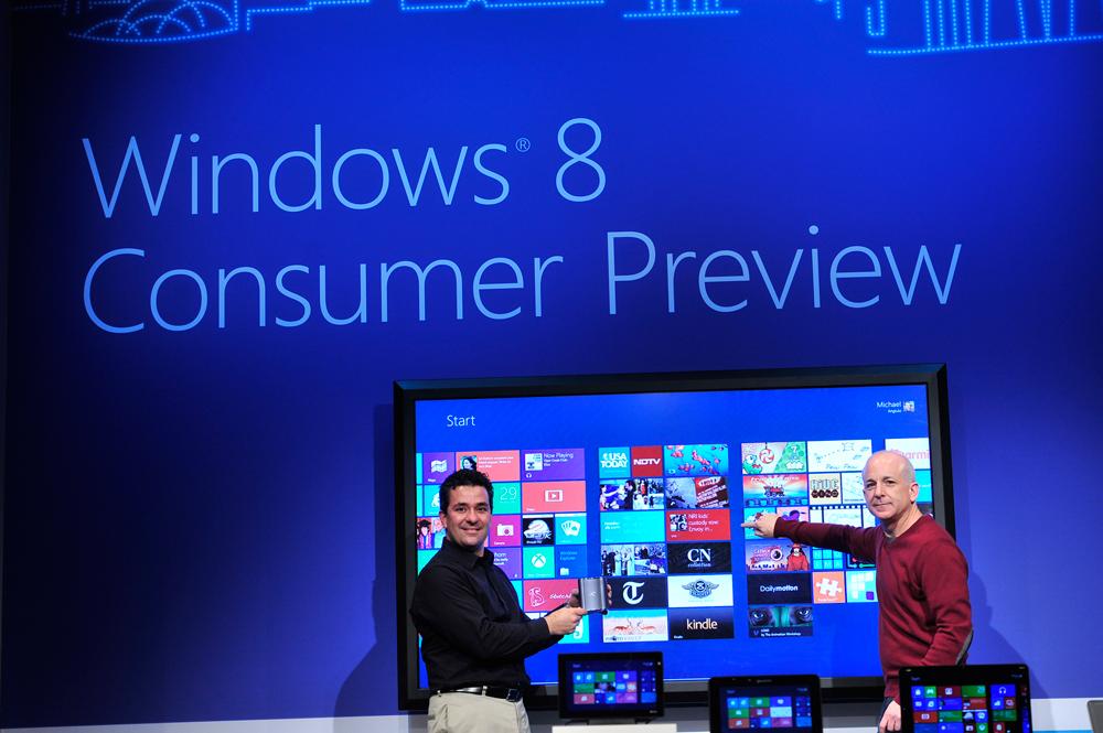 1 милион копия на Windows 8 свалени за ден