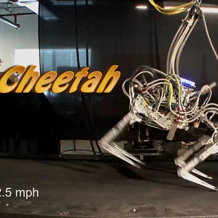 Показаха най-бързия робот в света (видео)
