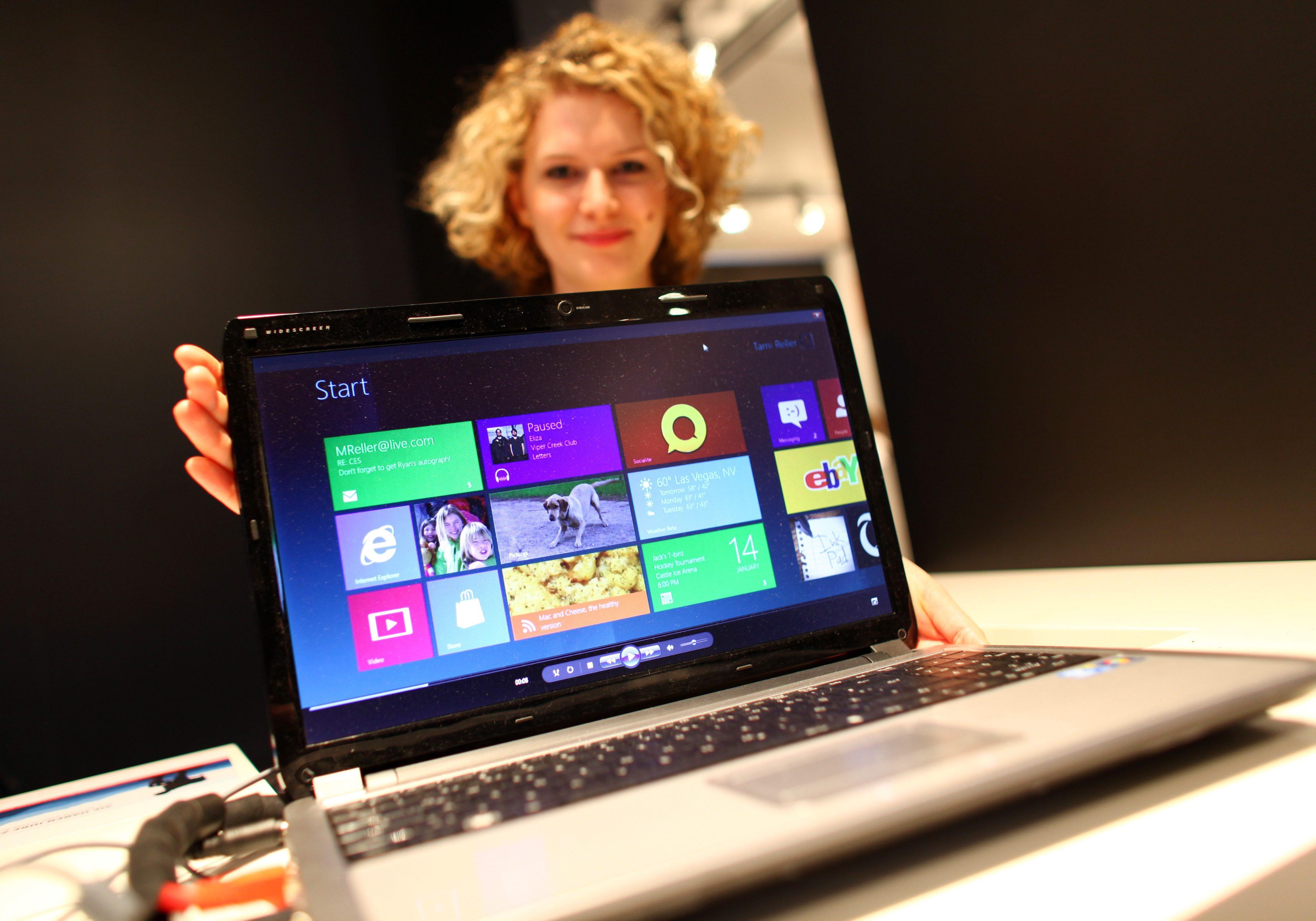 Windows 8 е напълно завършен