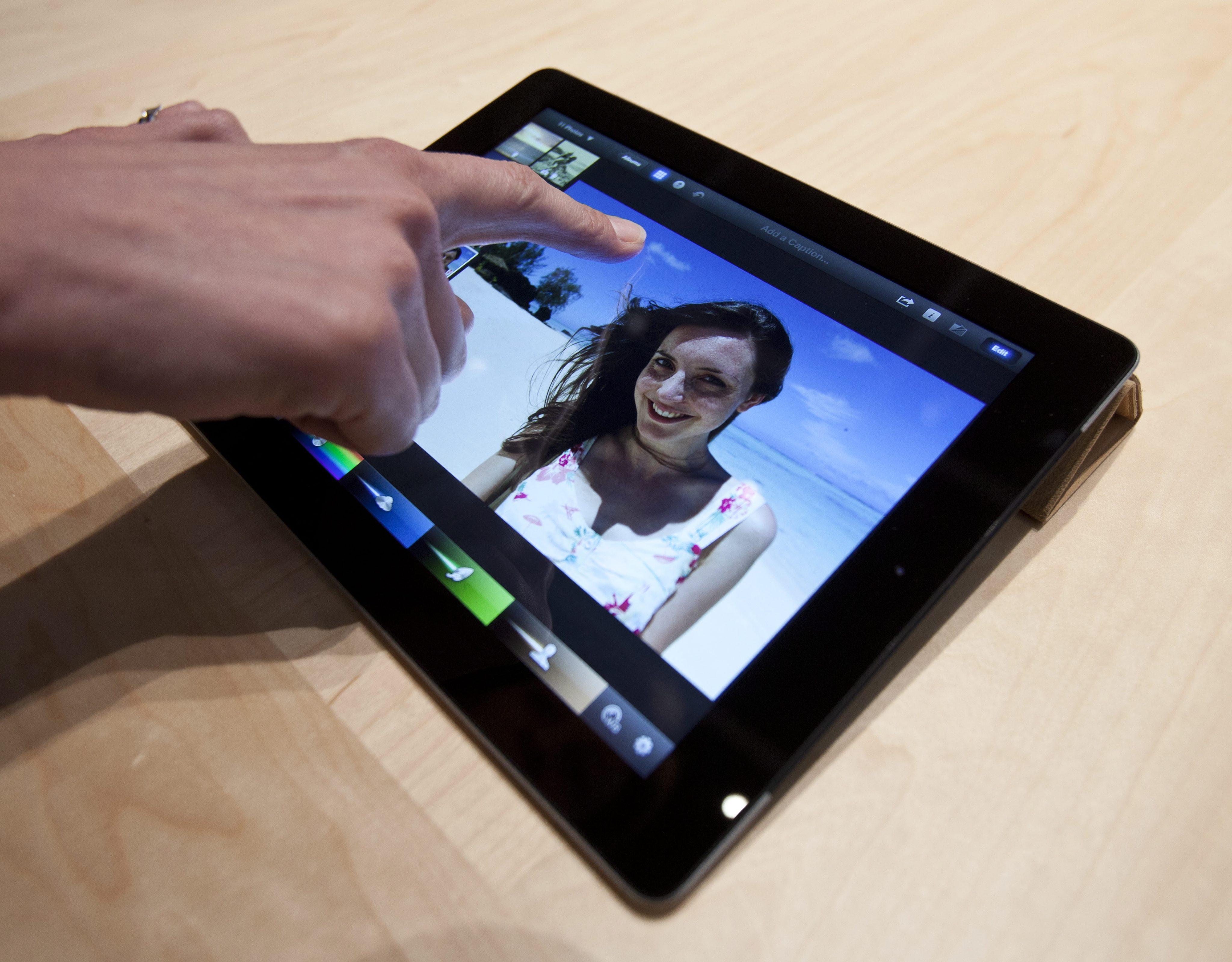 Новият iPad е факт - по-бърз, с повече пиксели