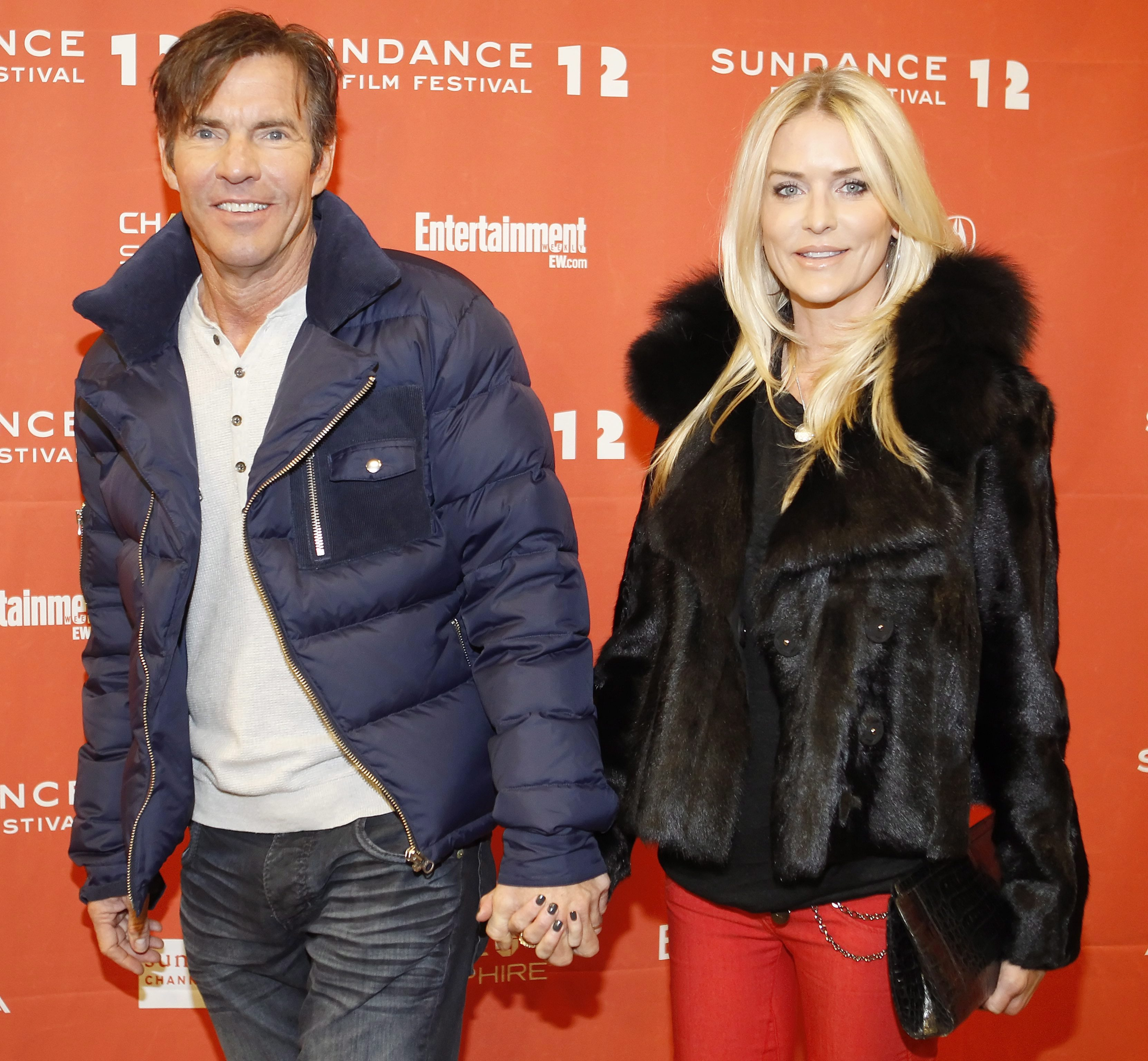 Денис Куейд и съпругата му се отказаха от развода