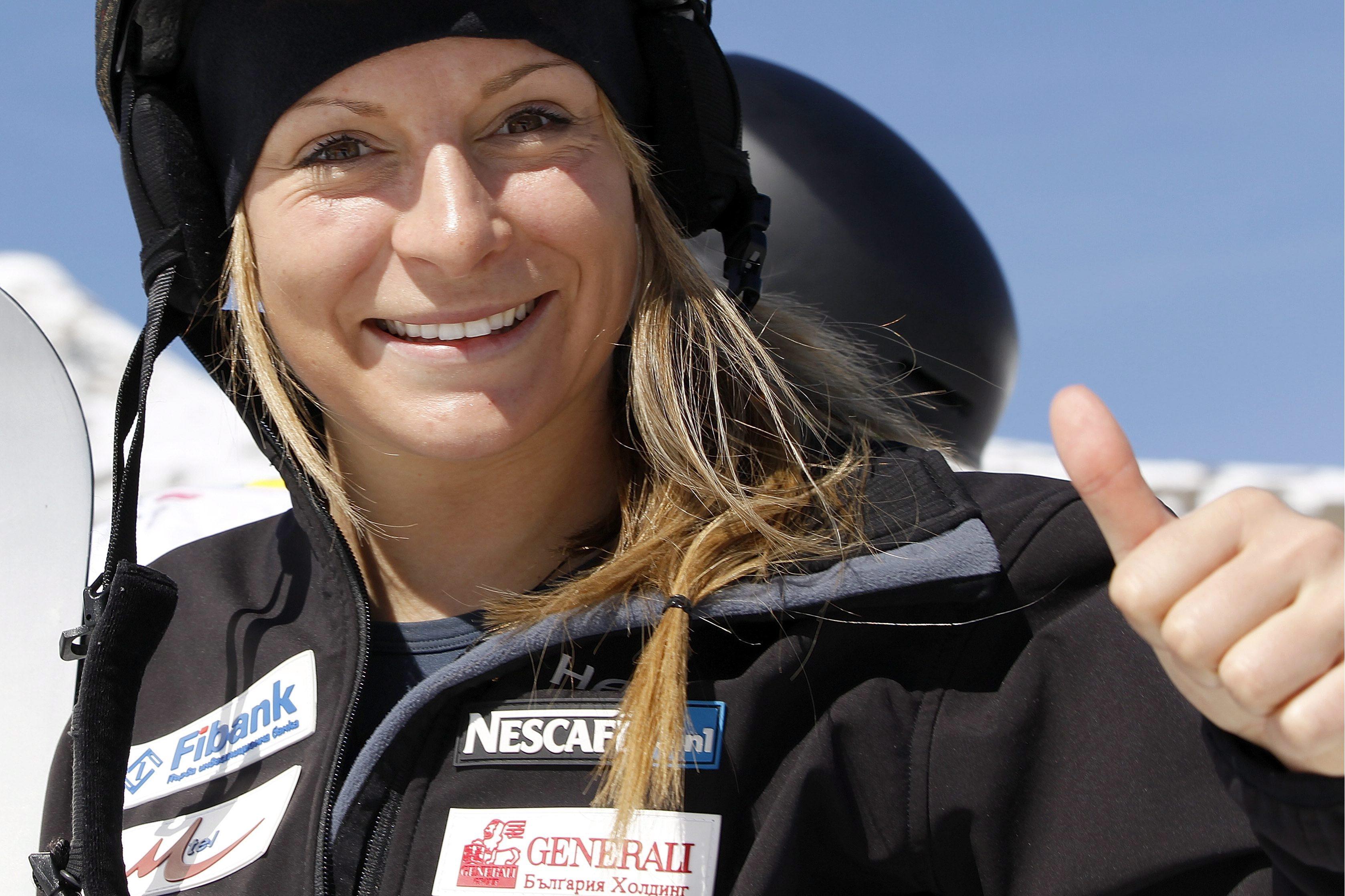 Сани Жекова преодоля квалификациите ма сноубордкрос на Световното