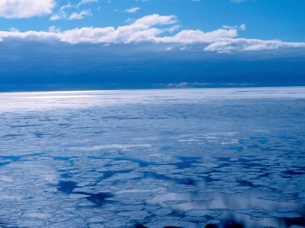 Ледът в Арктика пред рекорд