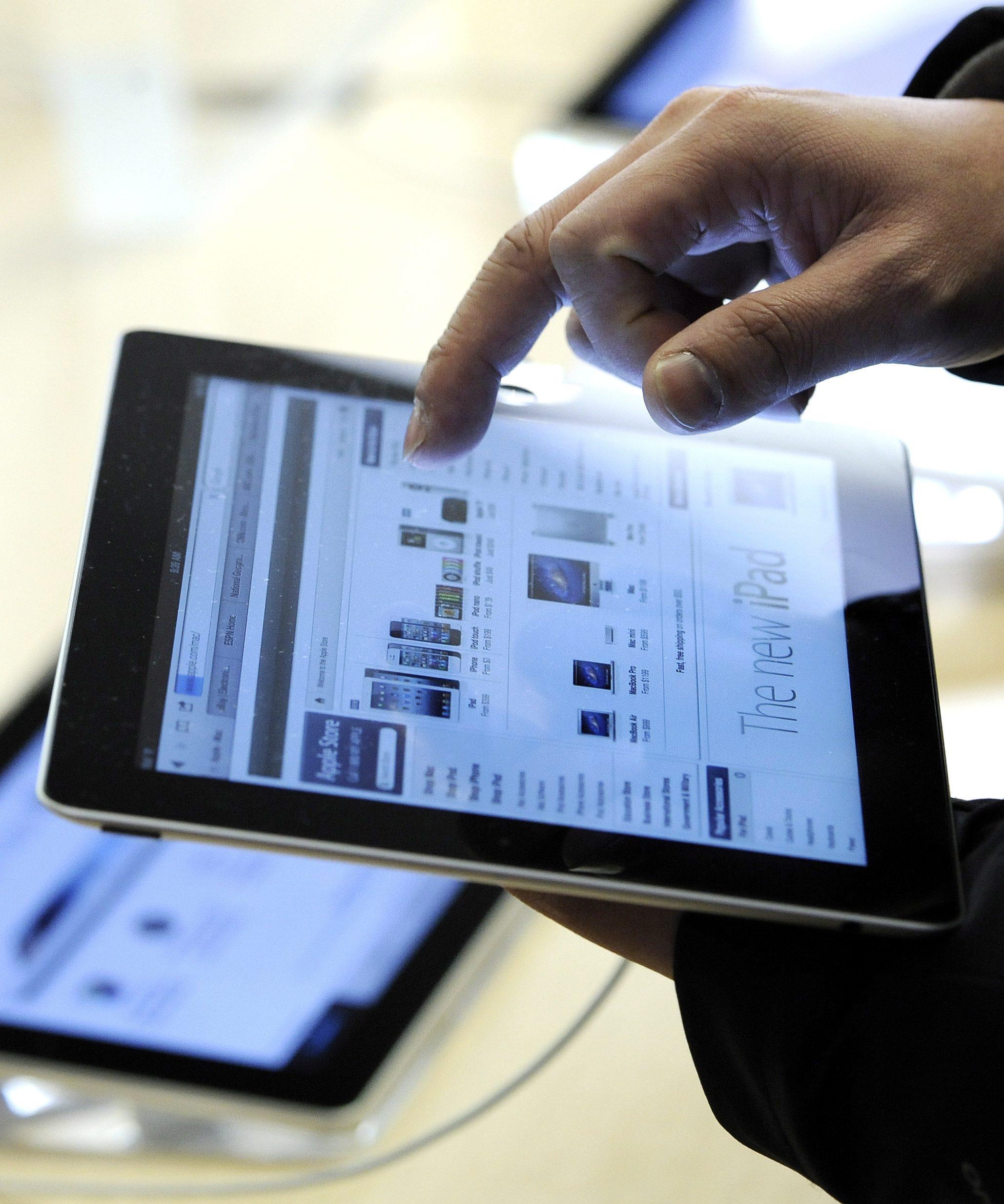 """""""iPad mini"""" получил благословията на Стив Джобс"""