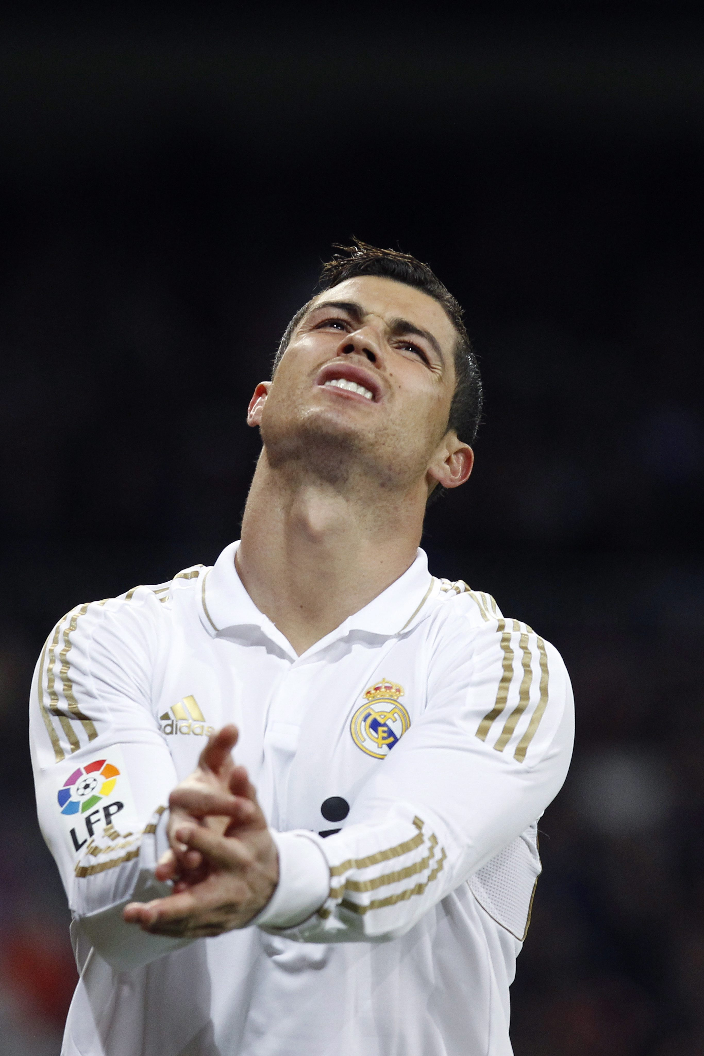 """Реал се издъни срещу Малага на """"Сантяго Бернабеу"""""""