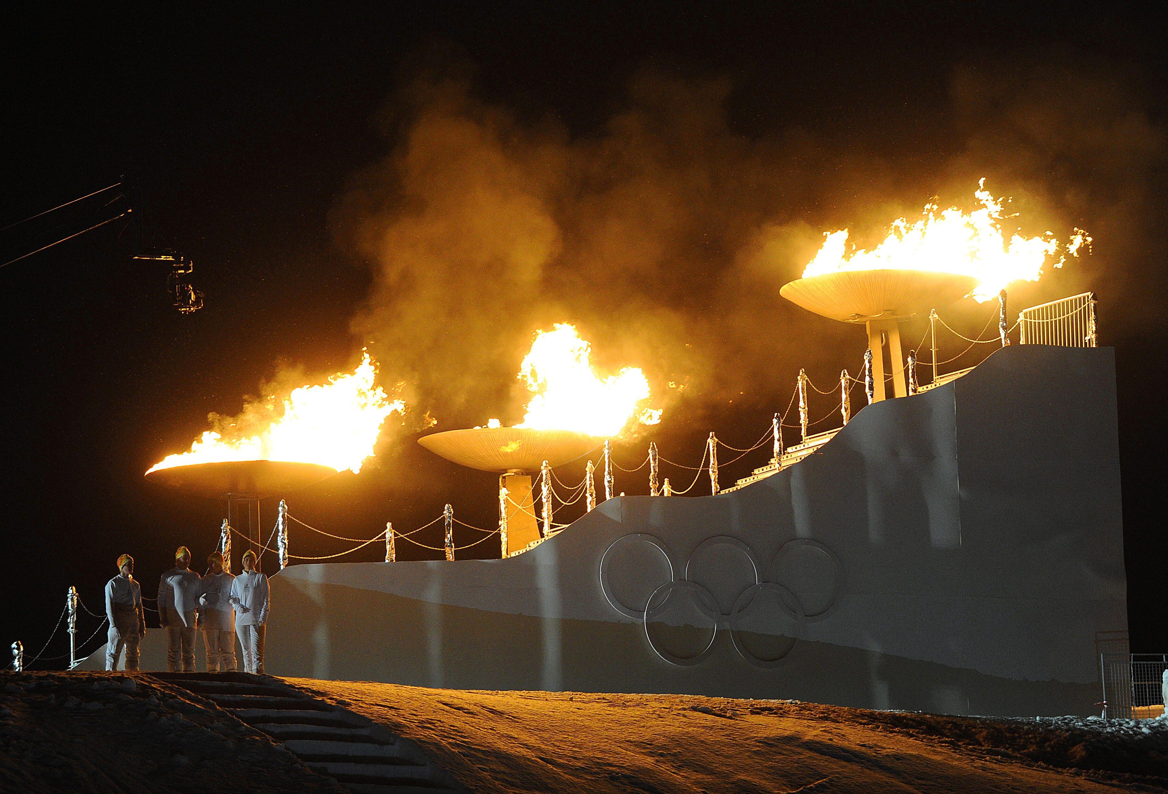 Разкриха маршрута на олимпийския огън, 8000 души в щафетата