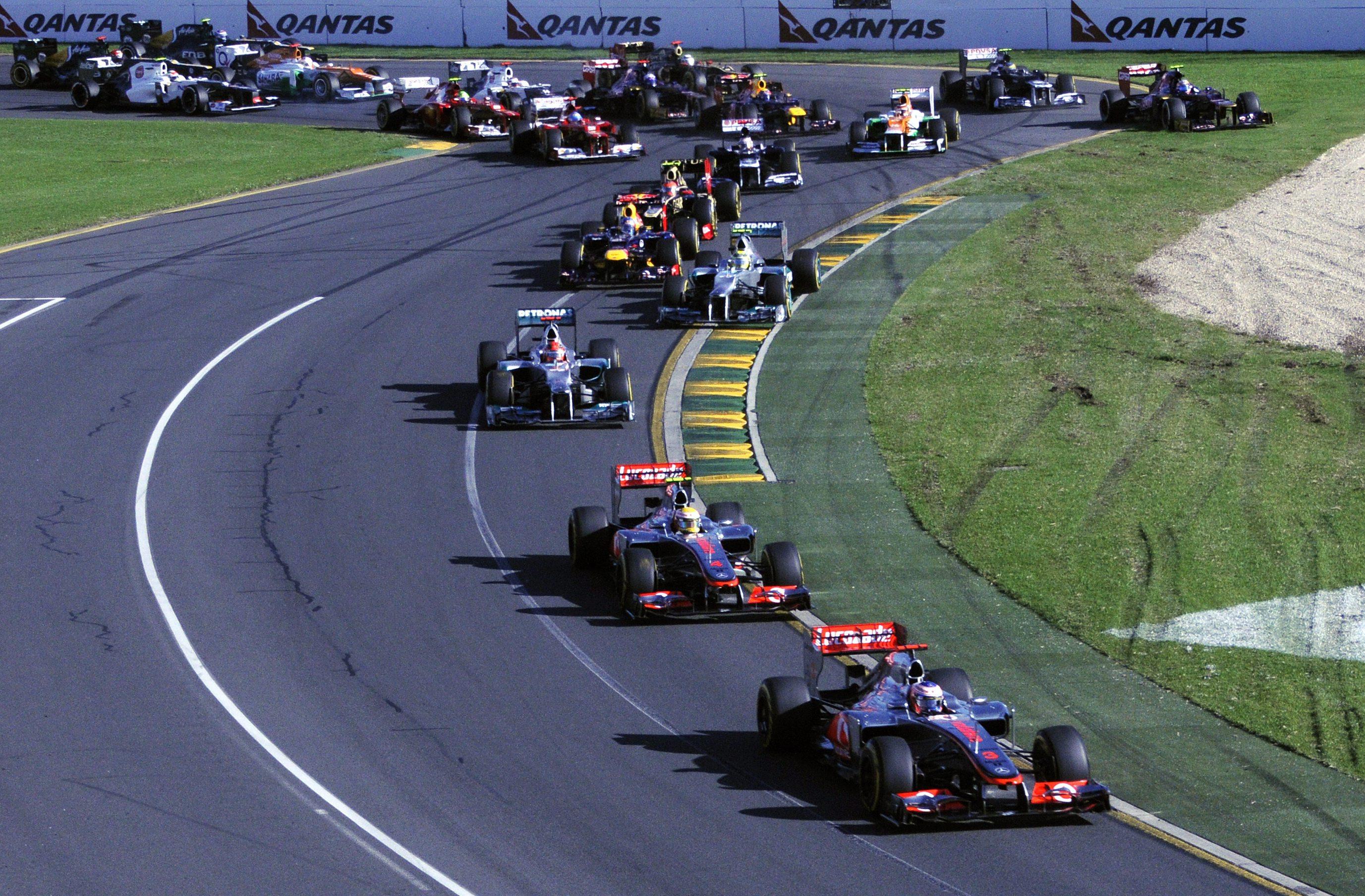 Преговорите по новото споразумение за F1 вървели в правилна посока