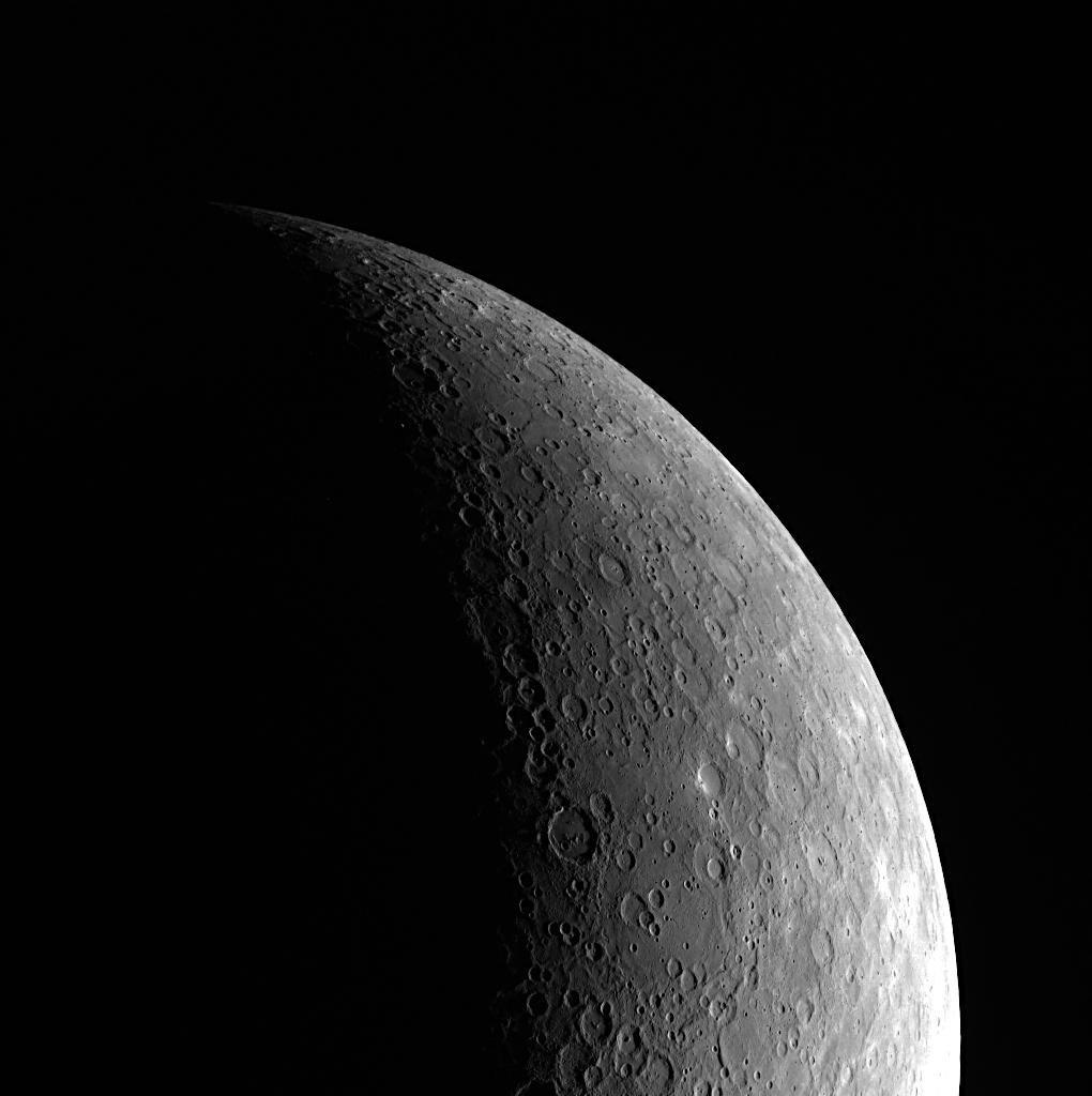 Откриха лед на Меркурий